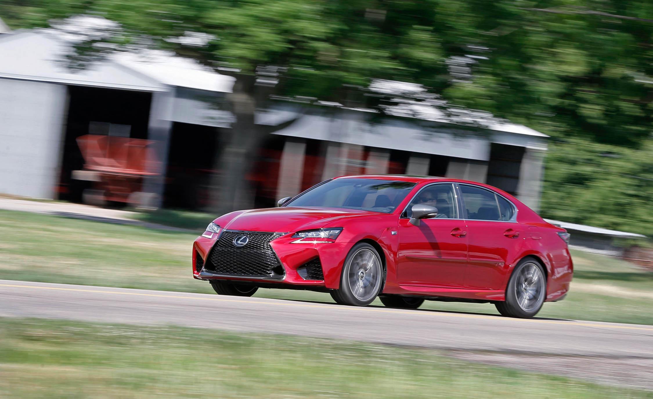 2016 Lexus Gs F Test Drive (Photo 13 of 20)