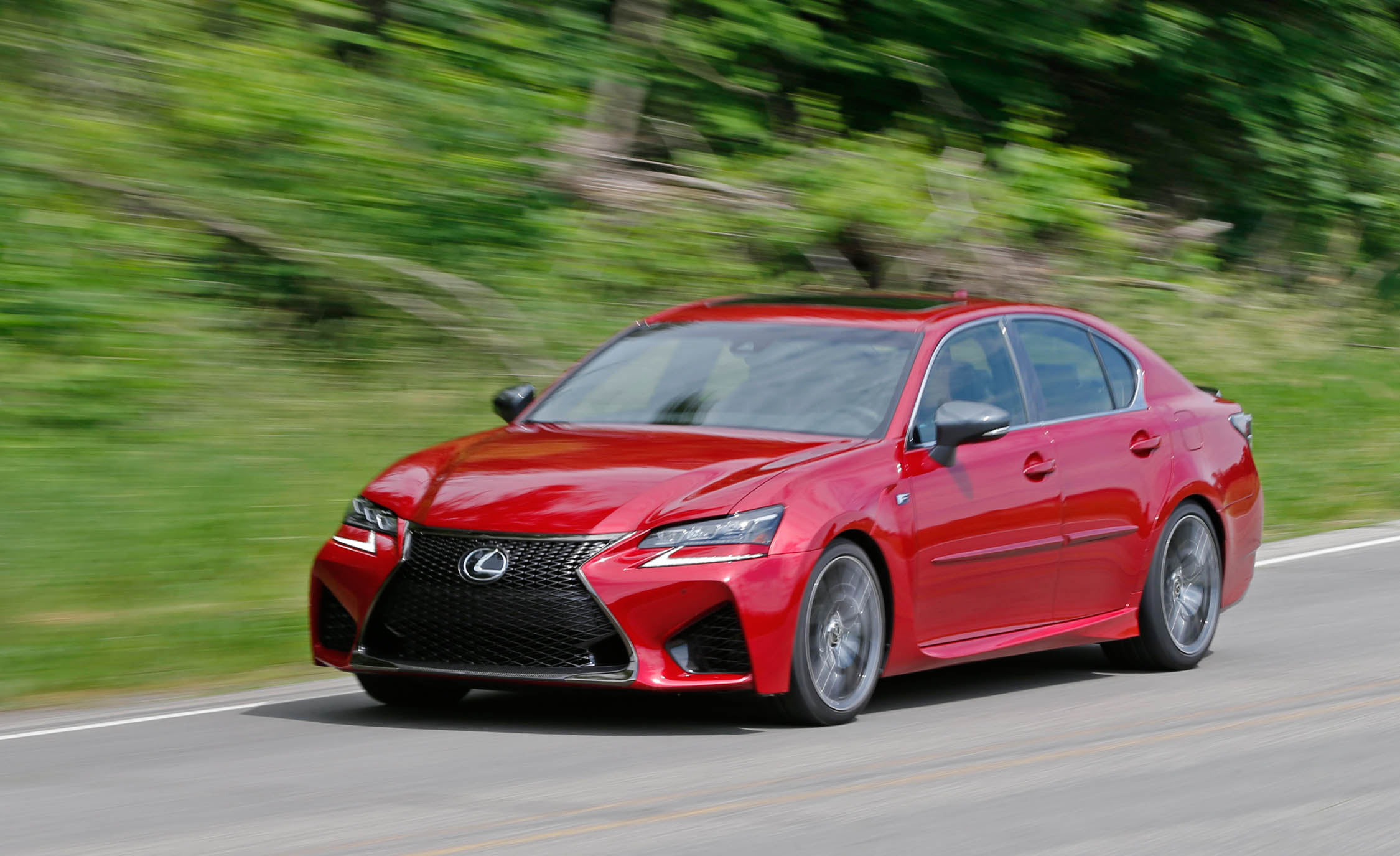 Featured Image of 2016 Lexus GS F