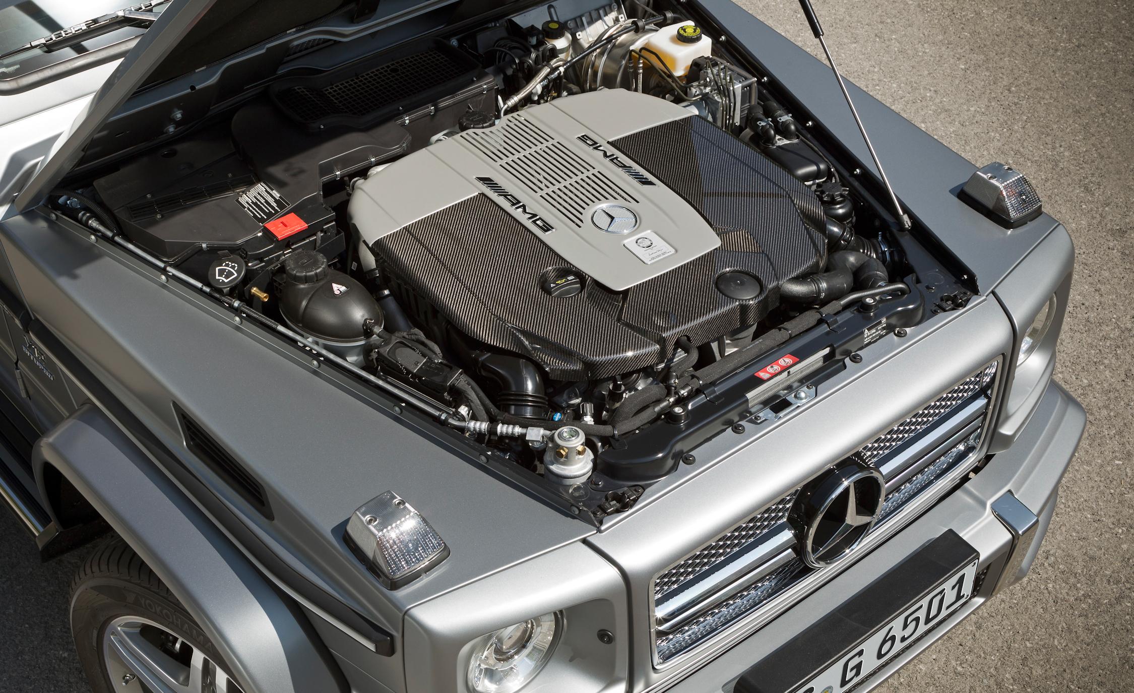 2016 Mercedes Benz G65 AMG Twin Turbocharged (View 9 of 15)