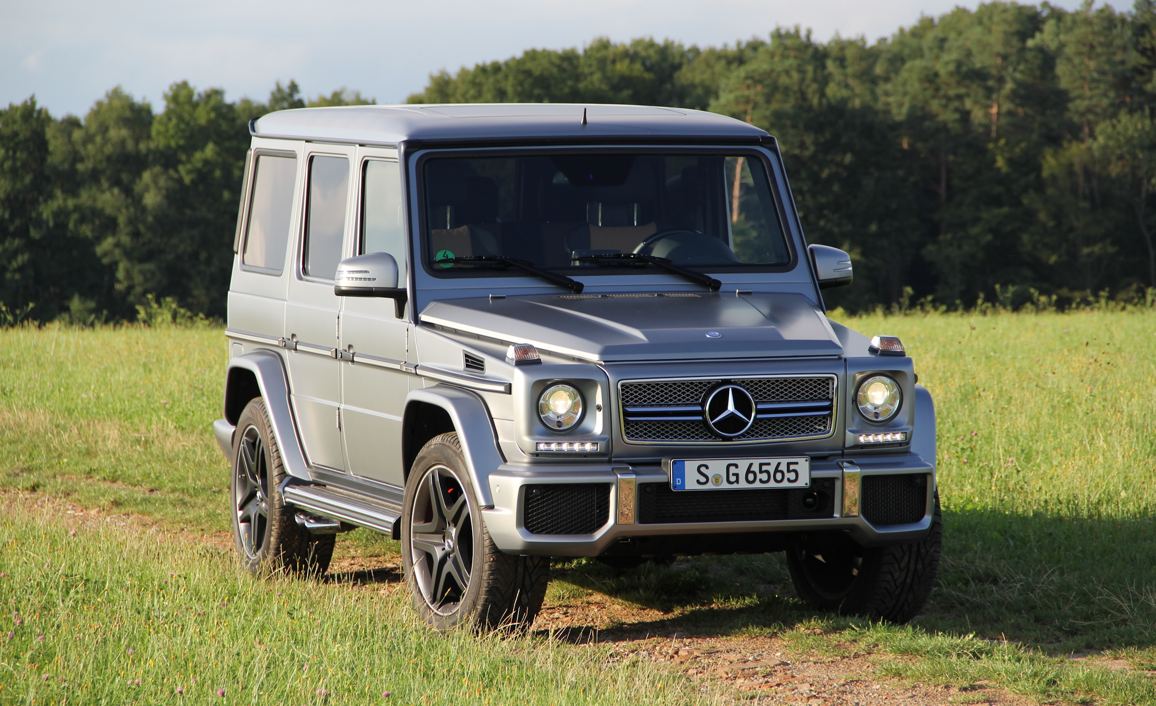 2016 Mercedes Benz G65 AMG (View 12 of 15)