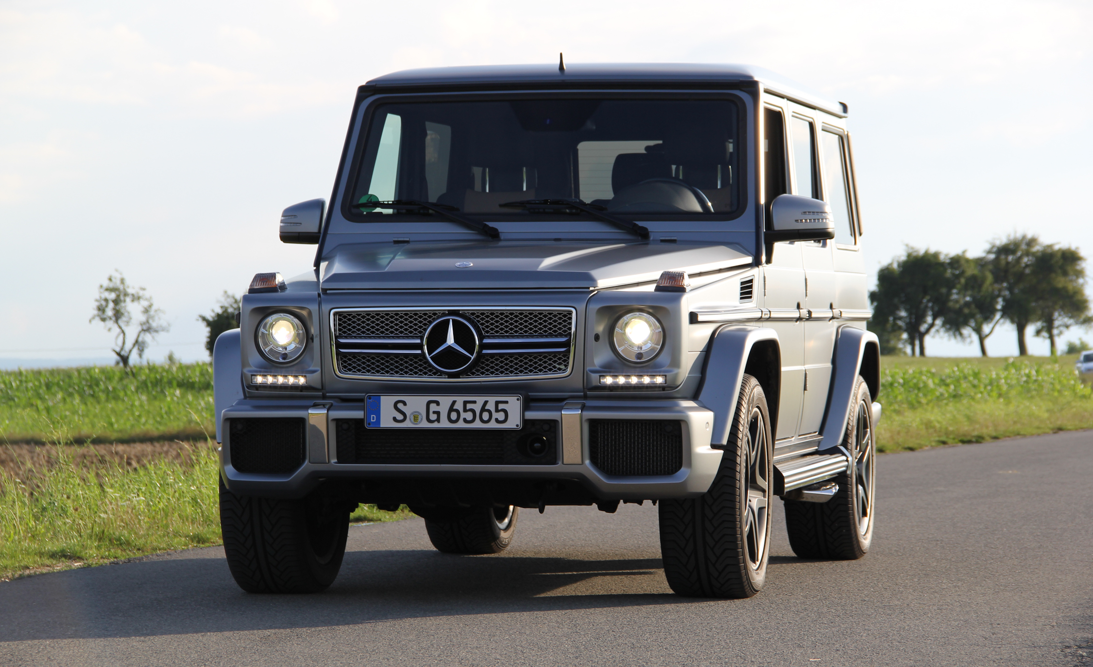 2016 Mercedes Benz G65 AMG (View 11 of 15)