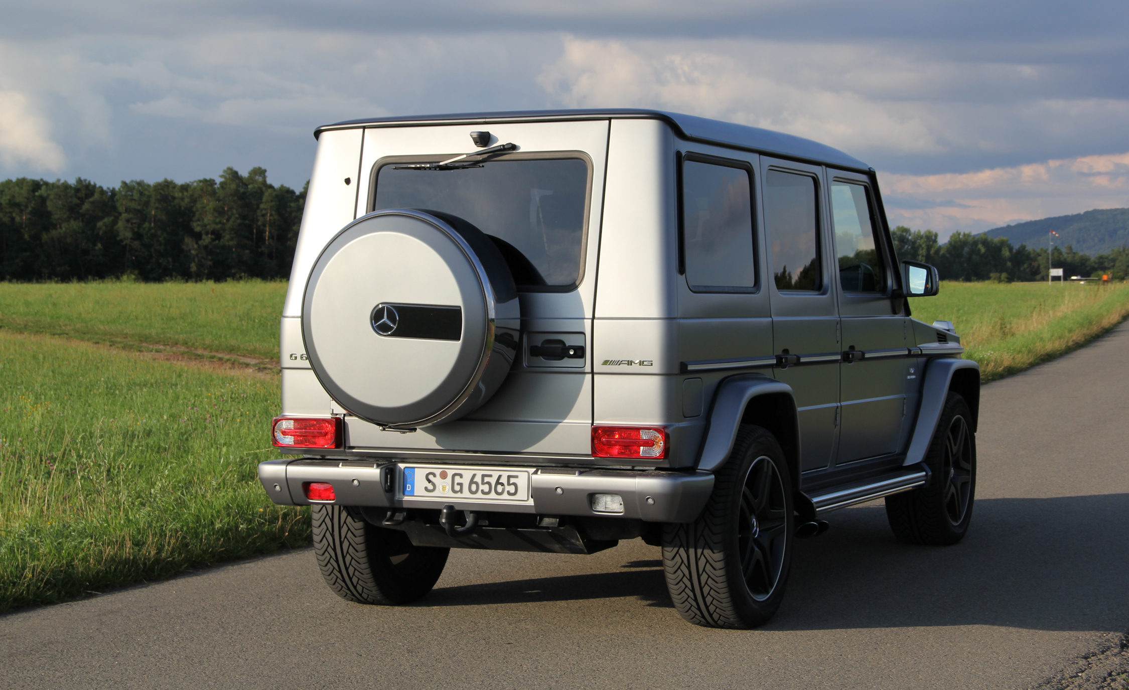 2016 Mercedes Benz G65 AMG (Photo 14 of 15)
