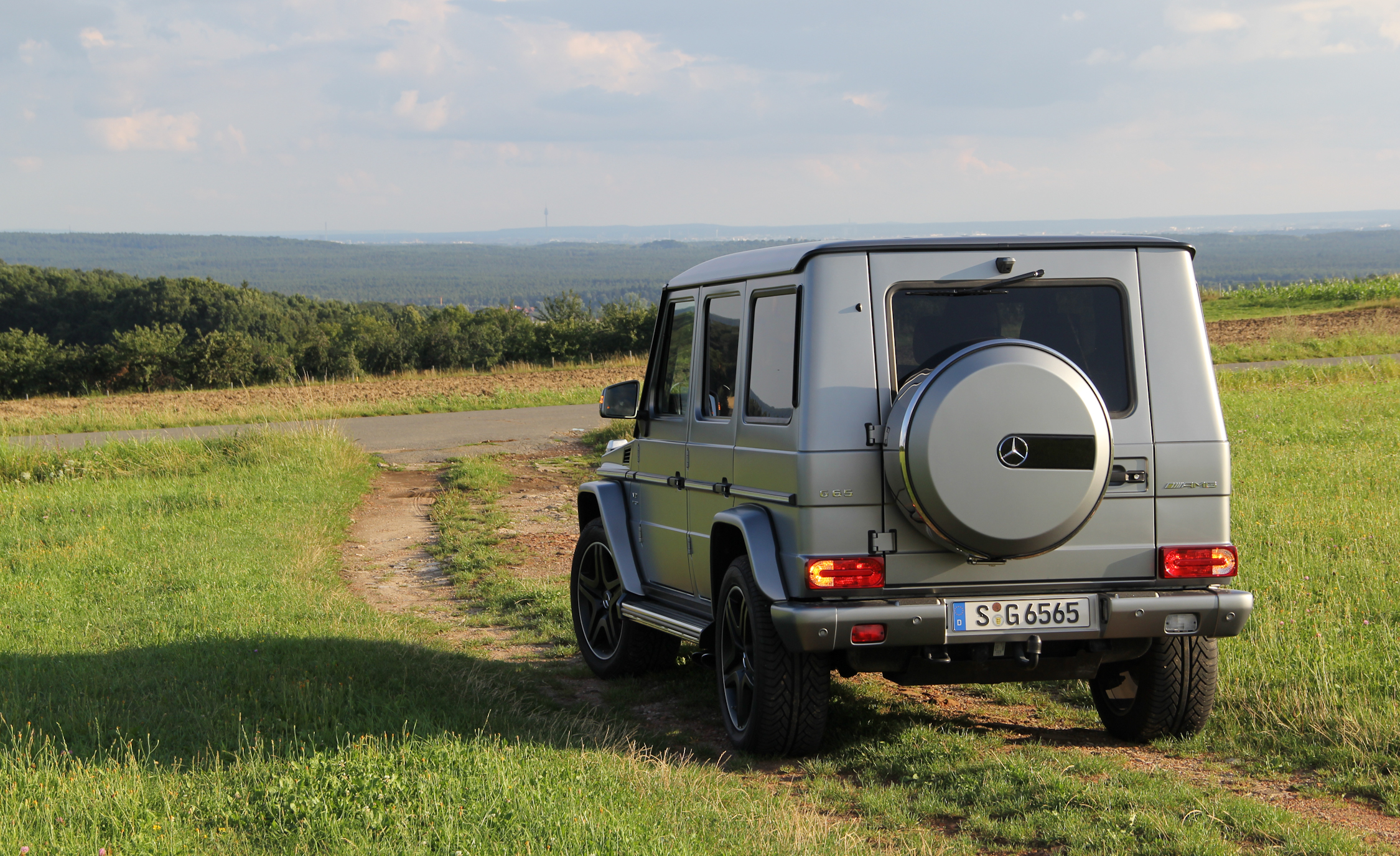 2016 Mercedes Benz G65 AMG (Photo 13 of 15)