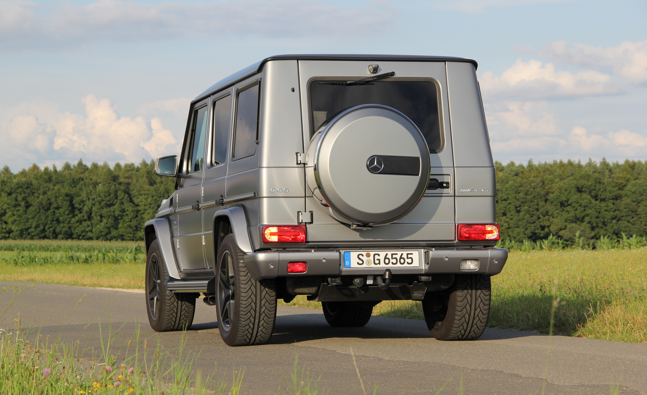 2016 Mercedes Benz G65 AMG (View 13 of 15)