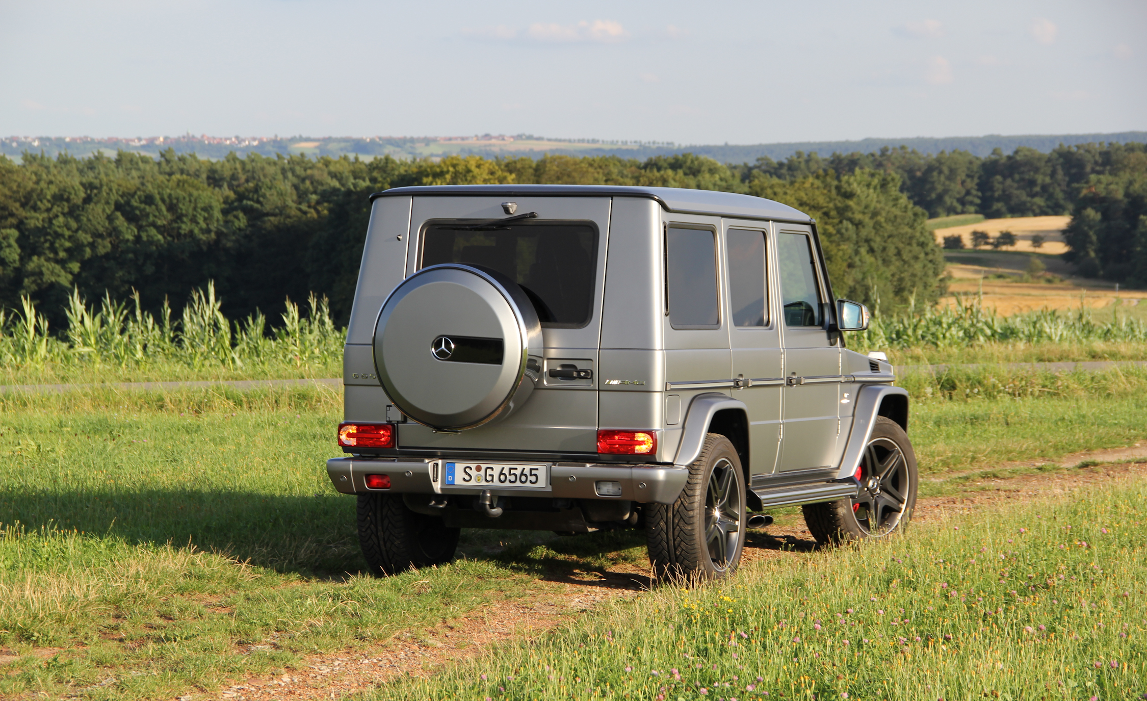 2016 Mercedes Benz G65 AMG (Photo 1 of 15)