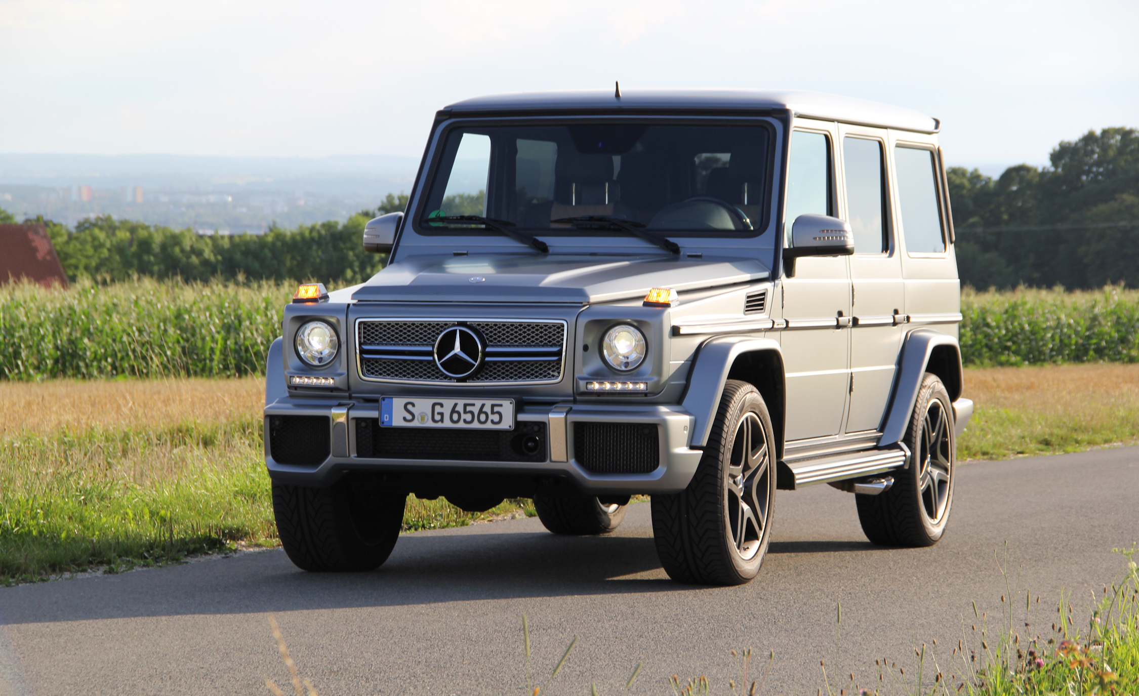 2016 Mercedes Benz G65 AMG (View 10 of 15)