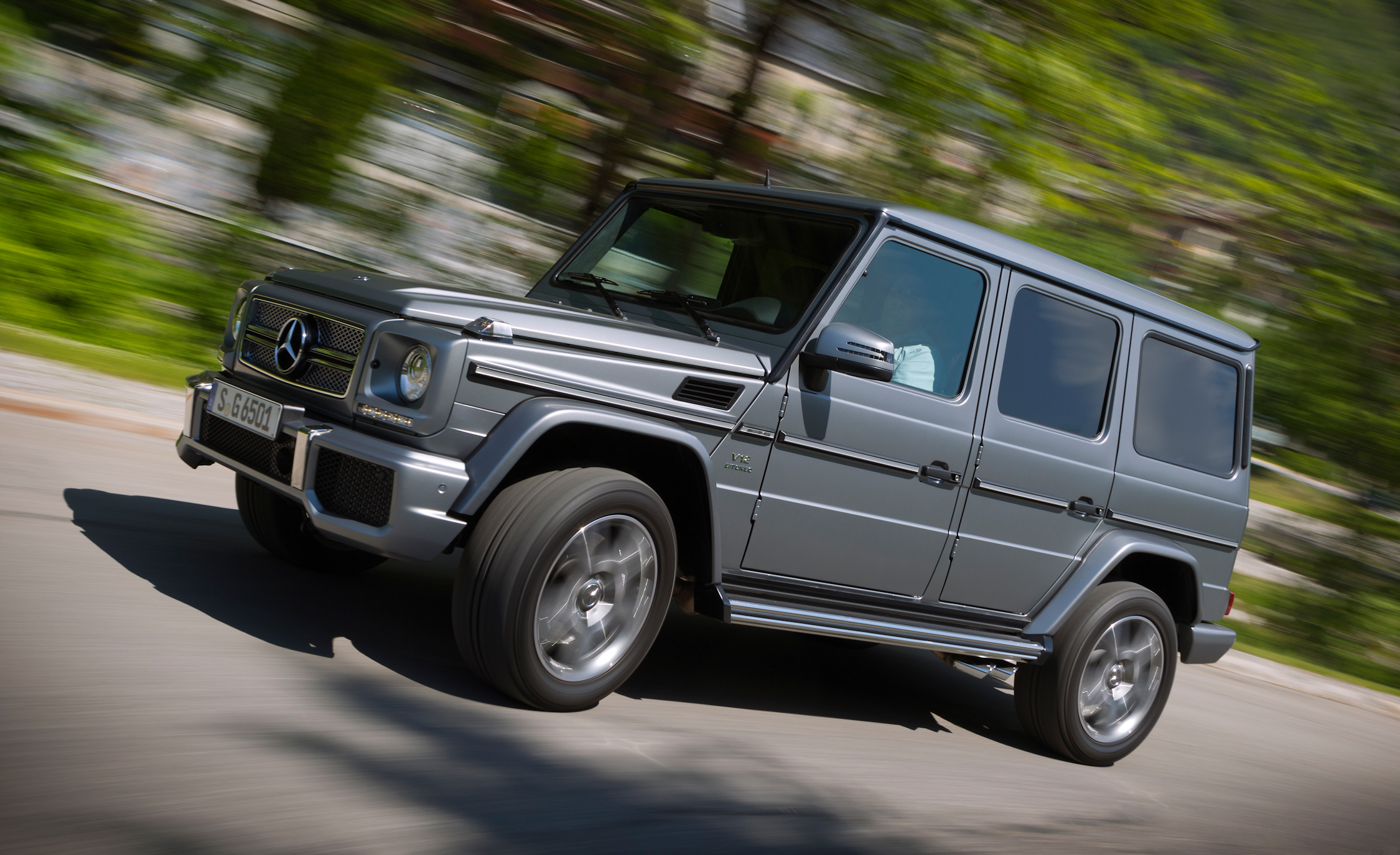 2016 Mercedes Benz G65 AMG (View 5 of 15)