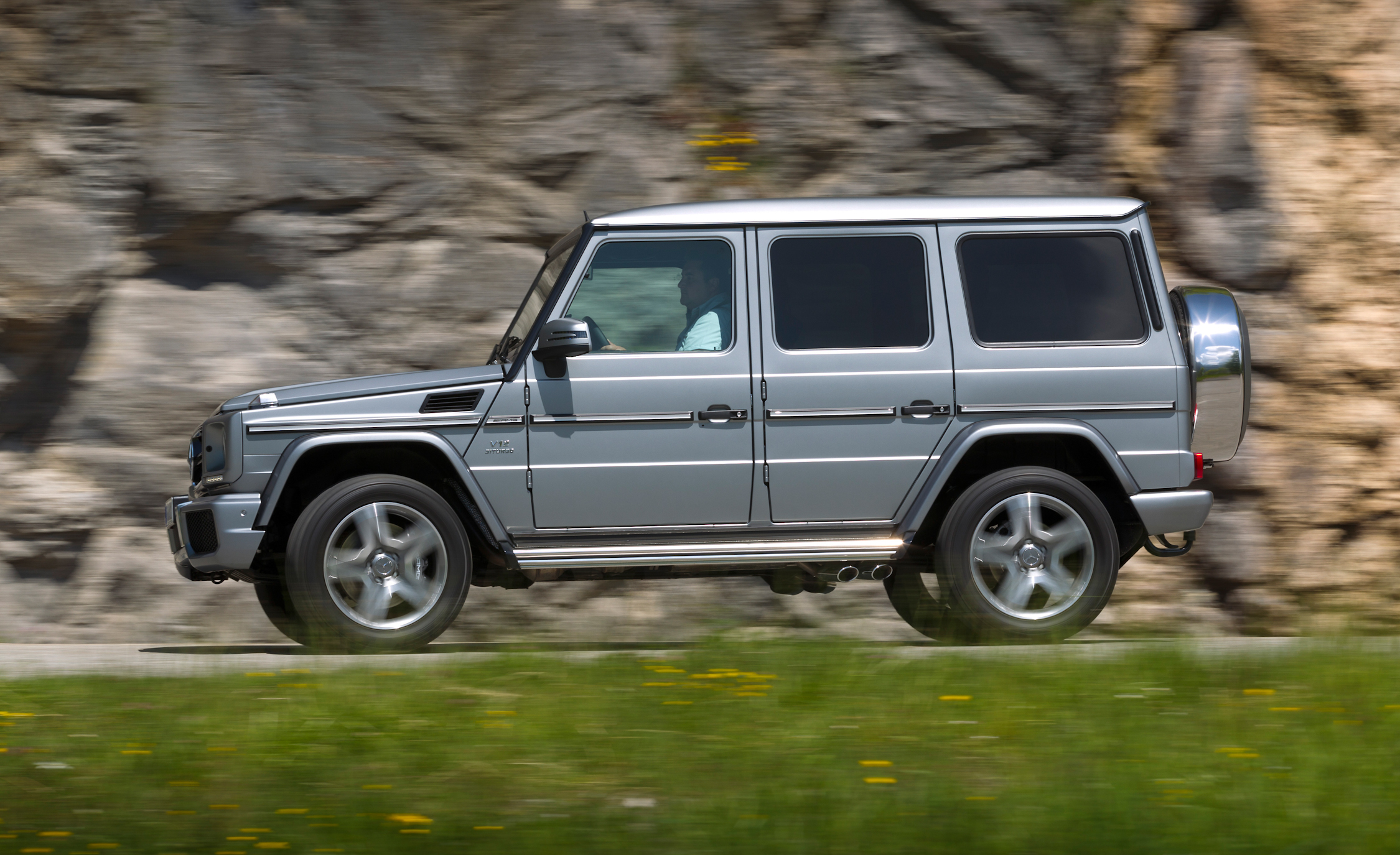 2016 Mercedes Benz G65 AMG (Photo 7 of 15)