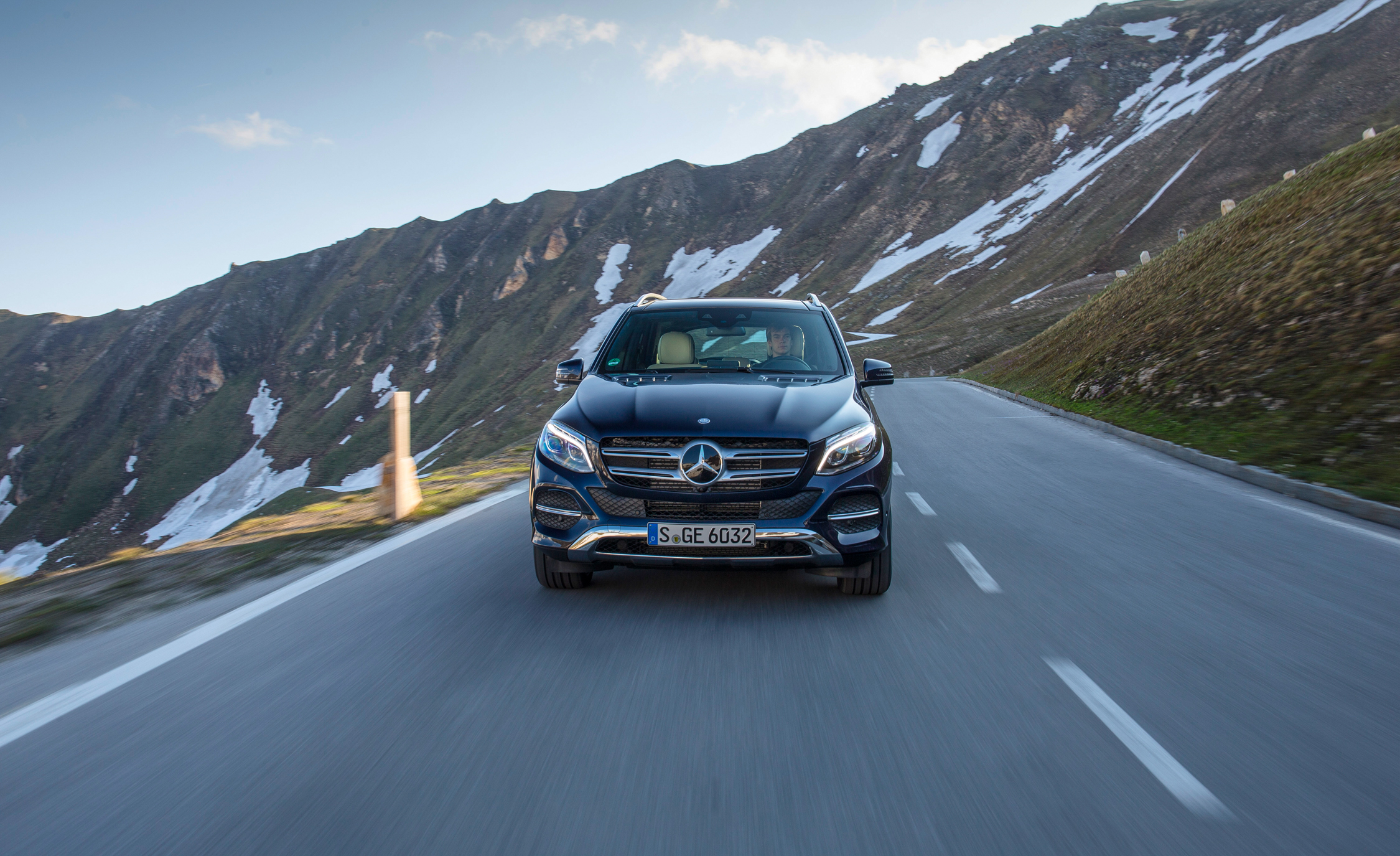 2016 Mercedes Benz GLE250d 4MATIC (Euro Spec) (Photo 11 of 43)