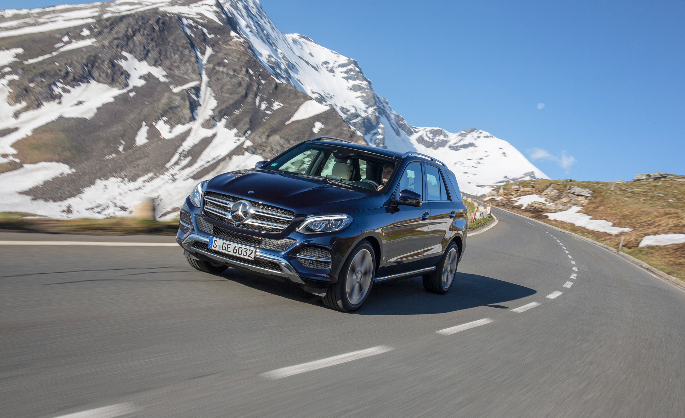 2016 Mercedes Benz GLE250d 4MATIC (Euro Spec) (Photo 7 of 43)
