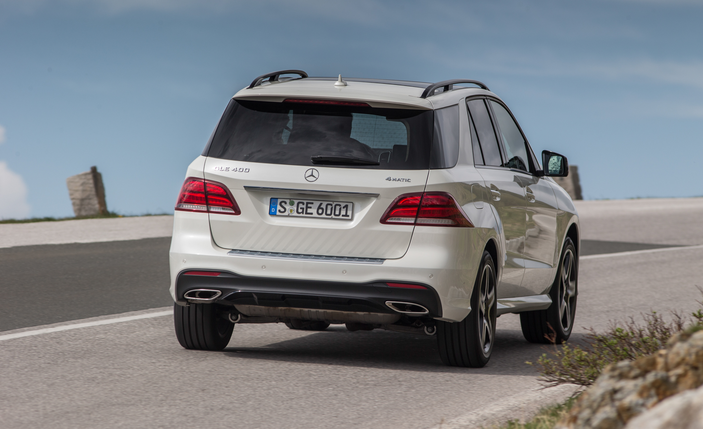 2016 Mercedes Benz GLE400 4MATIC (Photo 20 of 43)