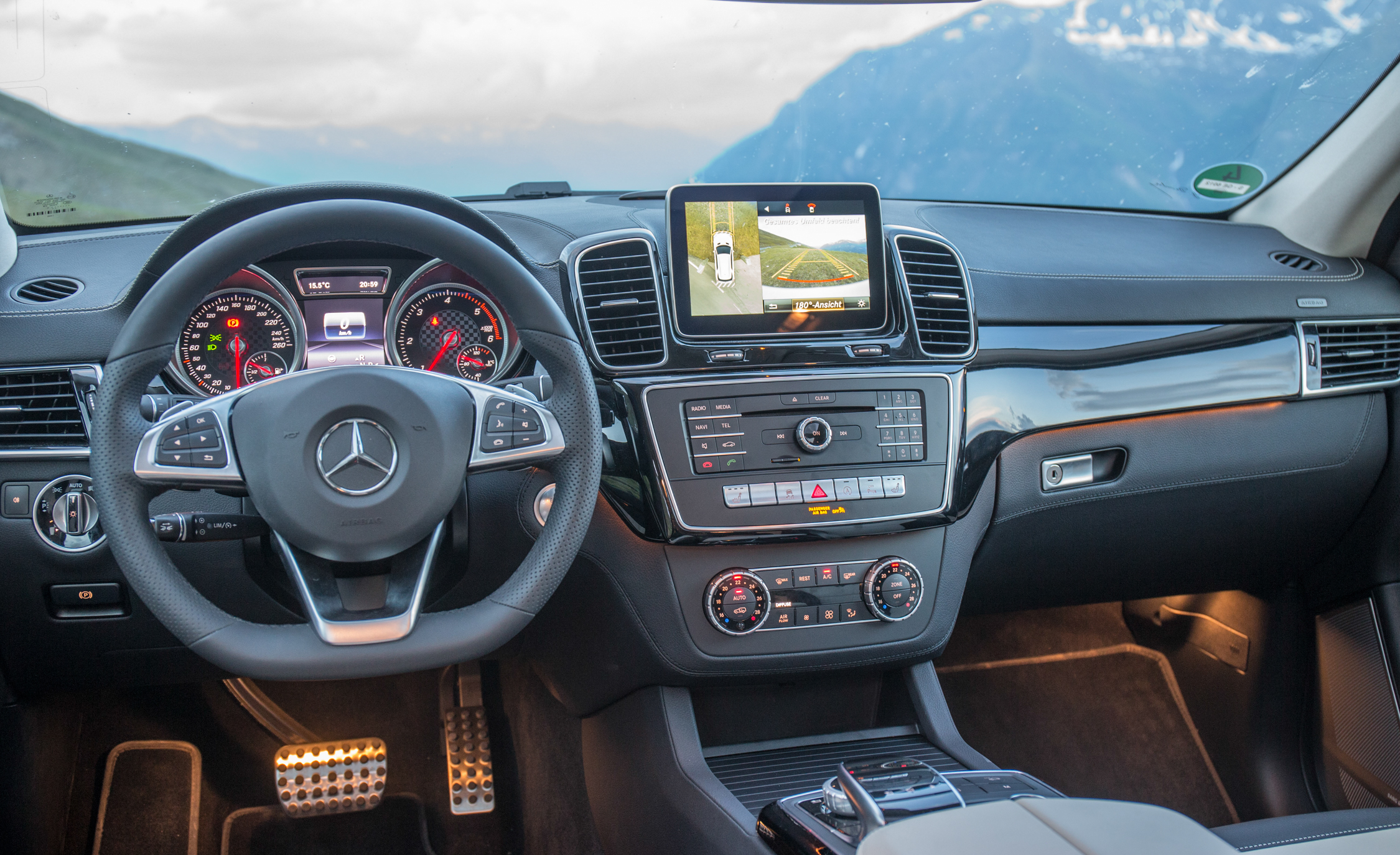2016 Mercedes Benz GLE400 4MATIC (Photo 24 of 43)
