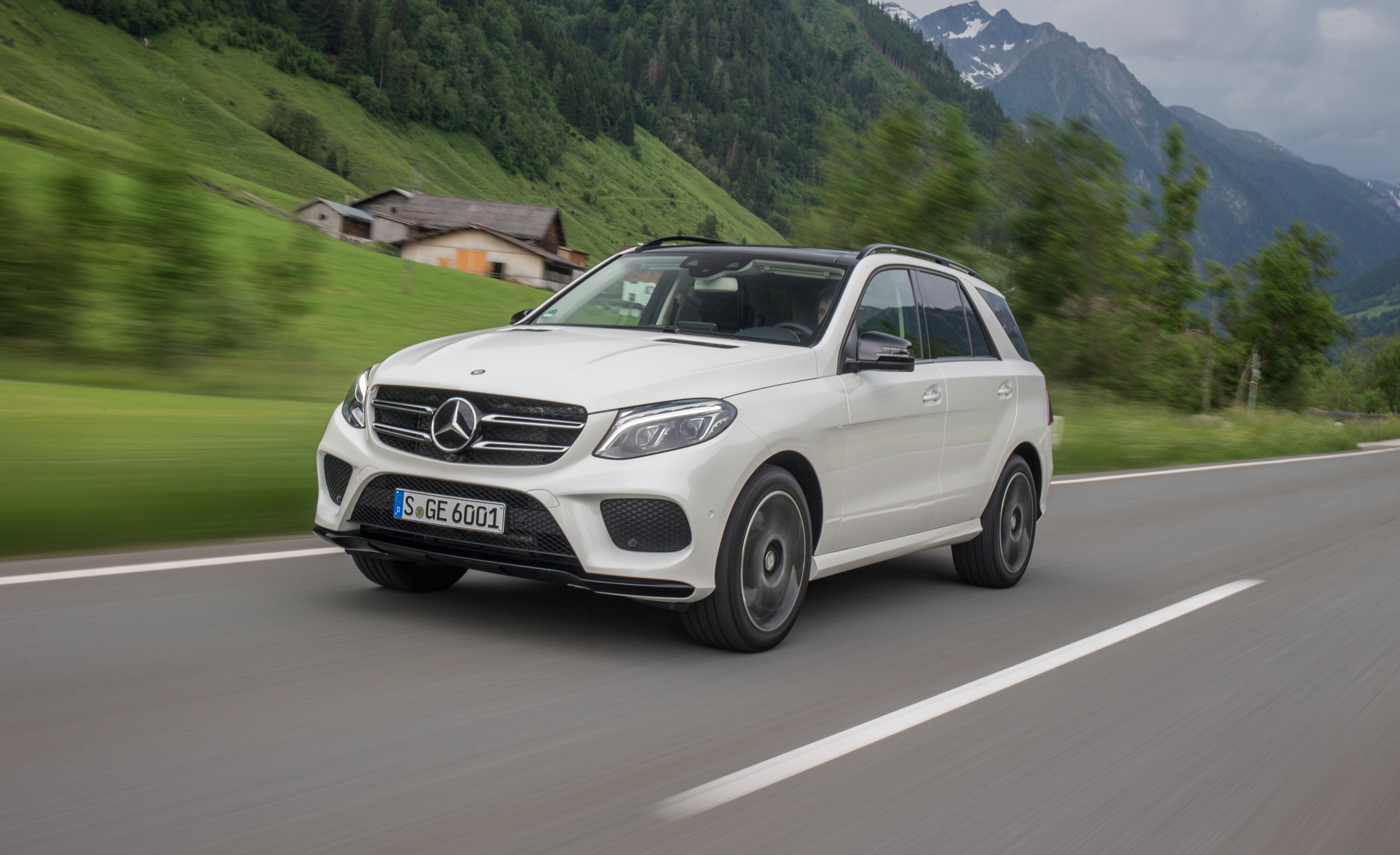 2016 Mercedes Benz GLE400 4MATIC (Photo 18 of 43)