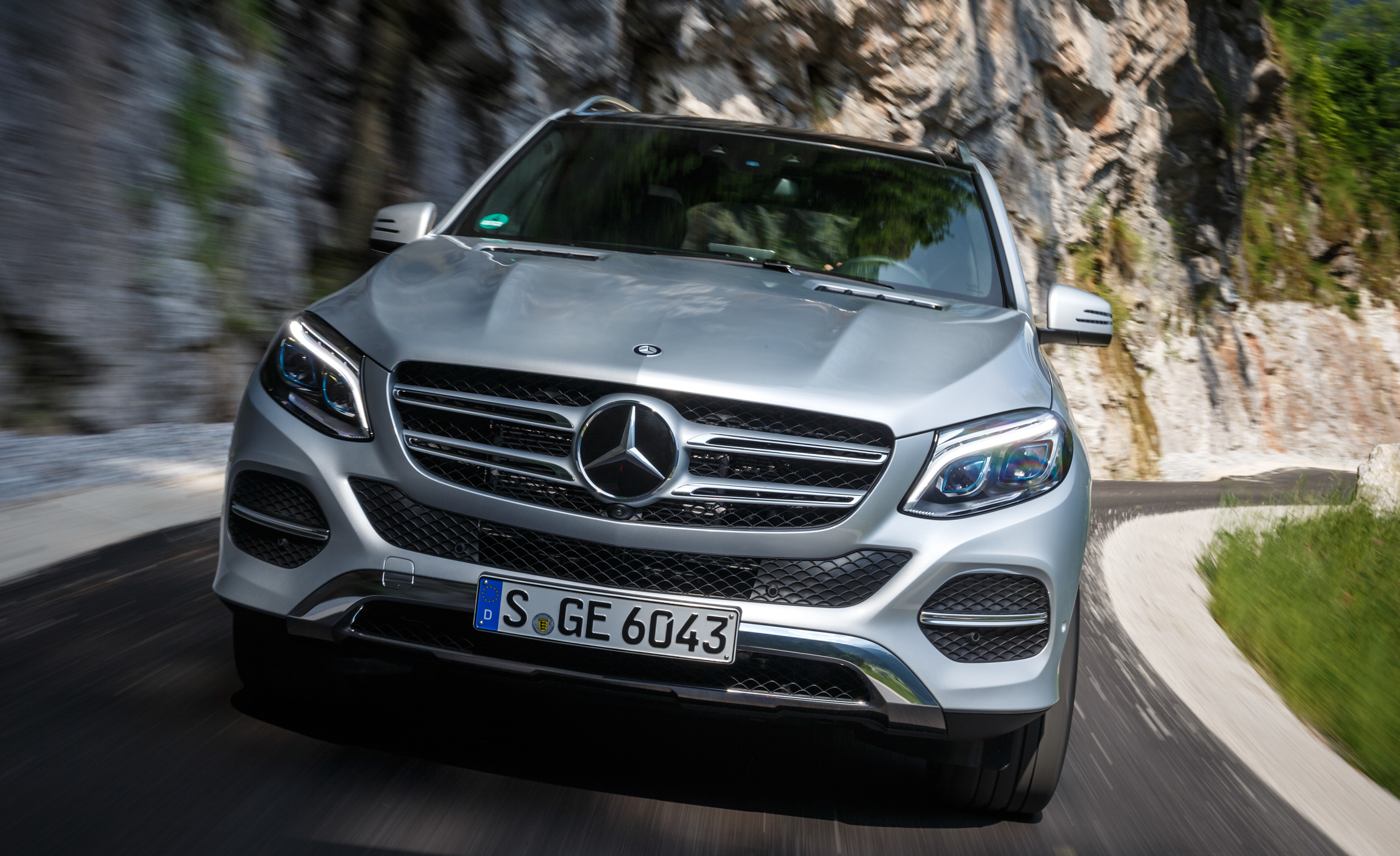 2016 Mercedes Benz GLE500e 4MATIC (View 37 of 43)
