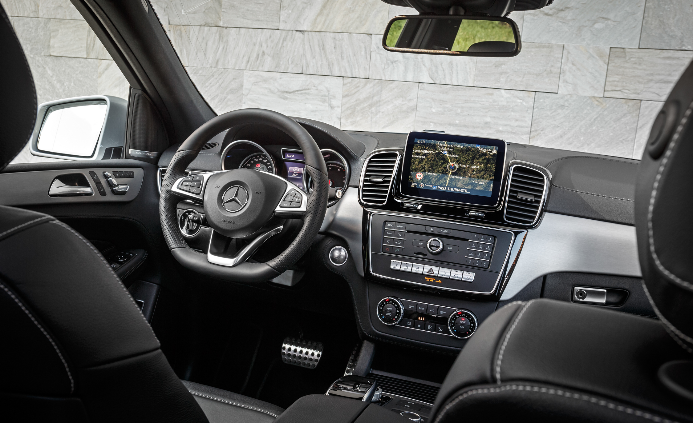 2016 Mercedes Benz GLE Class Cars Exclusive Videos And
