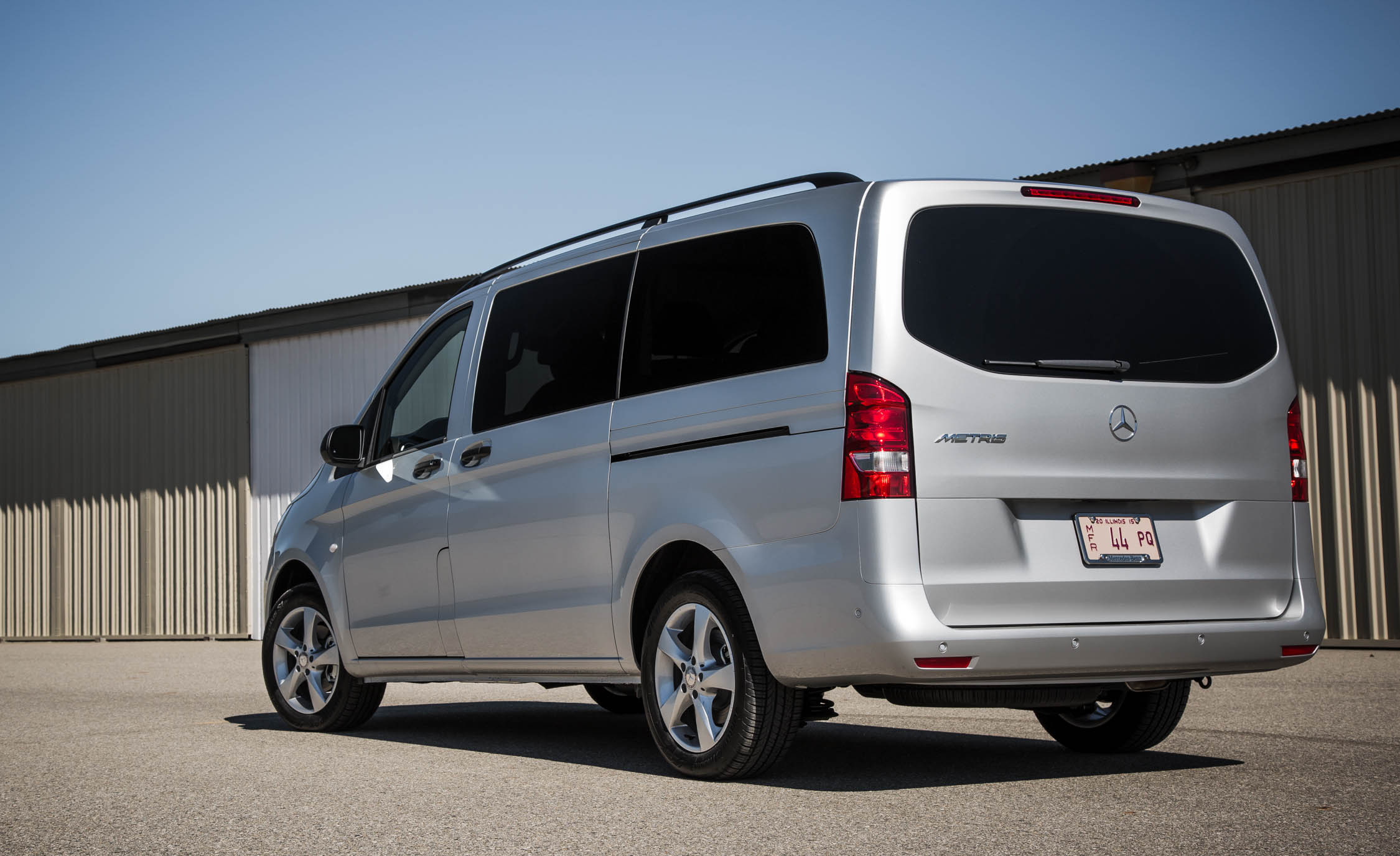 2016 Mercedes Benz Metris (View 23 of 30)