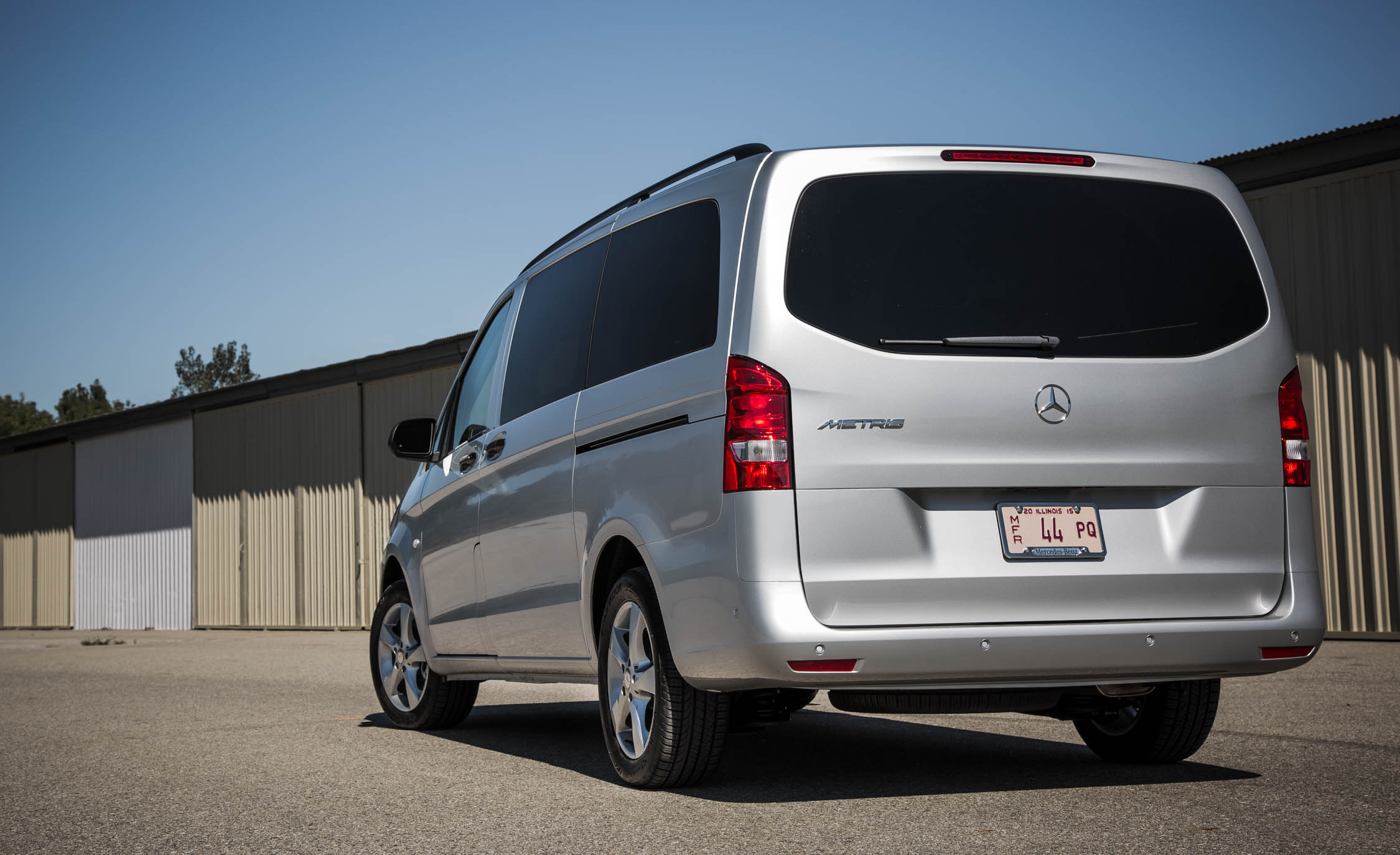 2016 Mercedes Benz Metris (View 22 of 30)