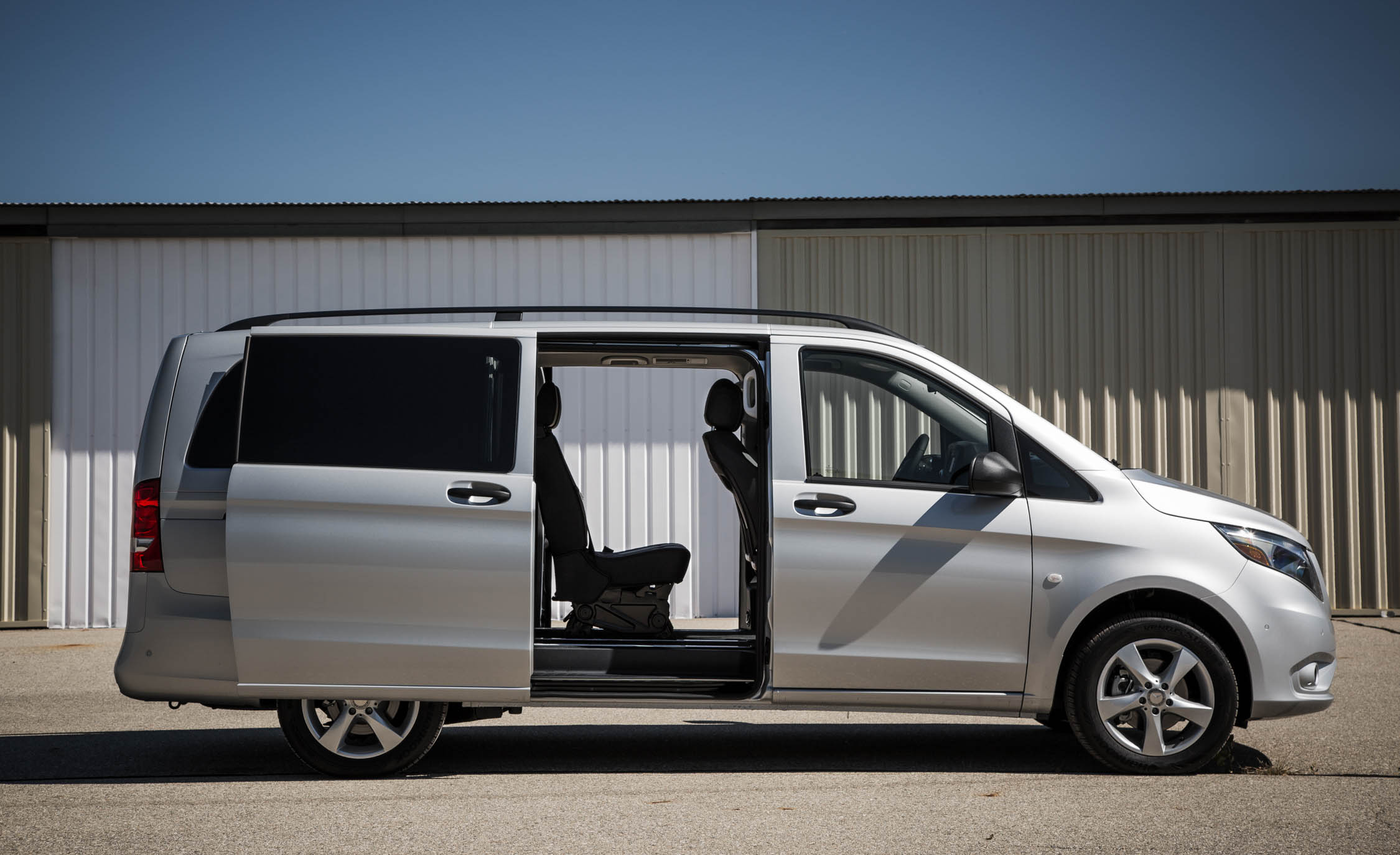 2016 Mercedes Benz Metris (View 25 of 30)