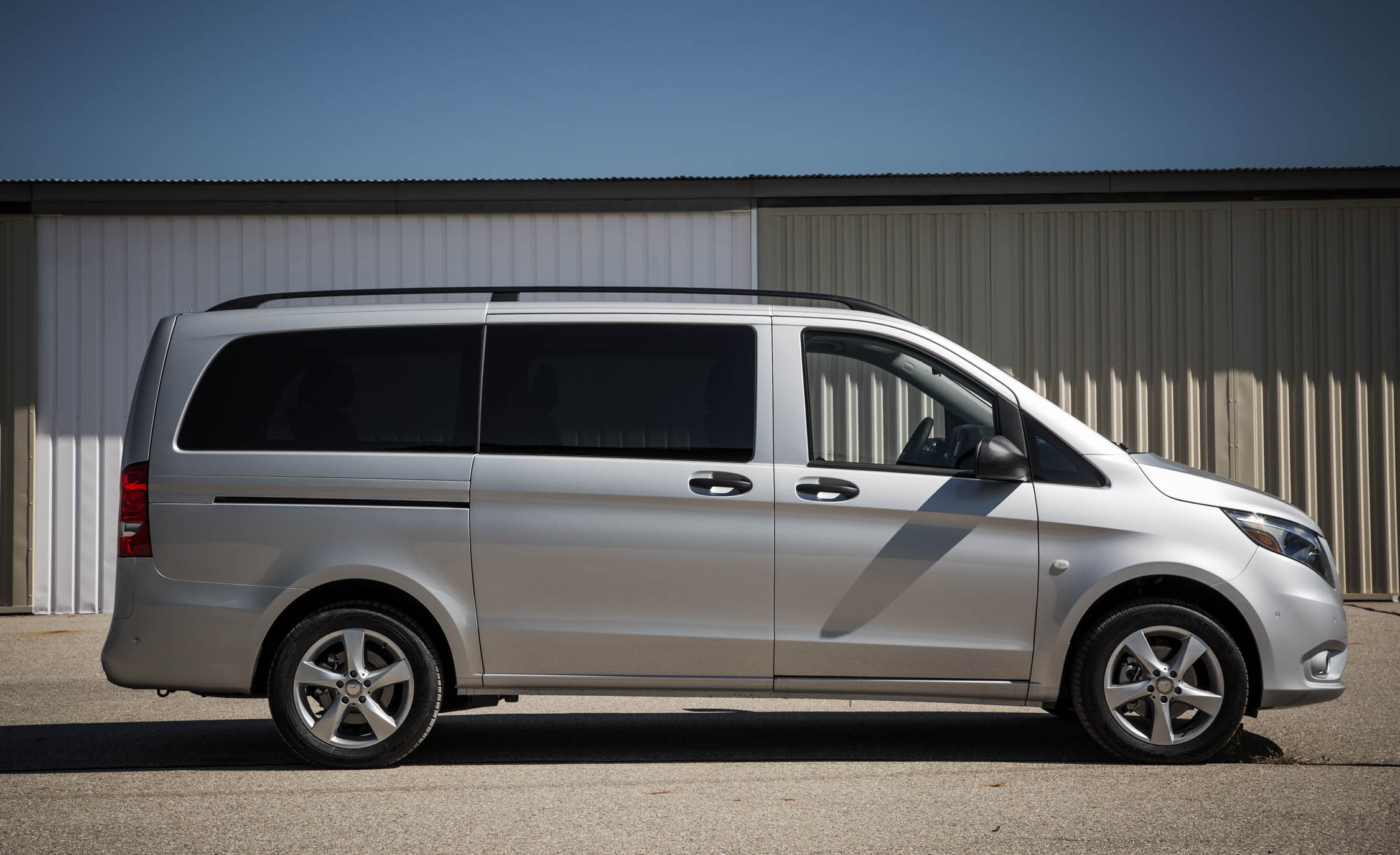 2016 Mercedes Benz Metris (View 24 of 30)