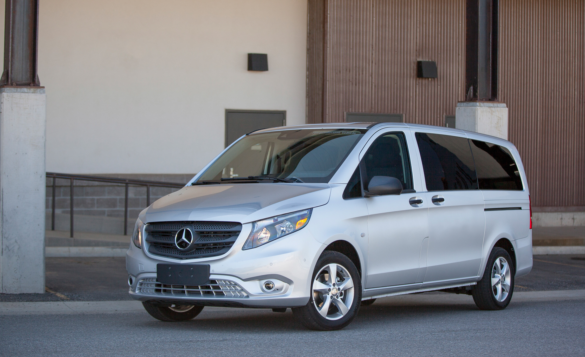 2016 Mercedes Benz Metris Van (View 16 of 30)
