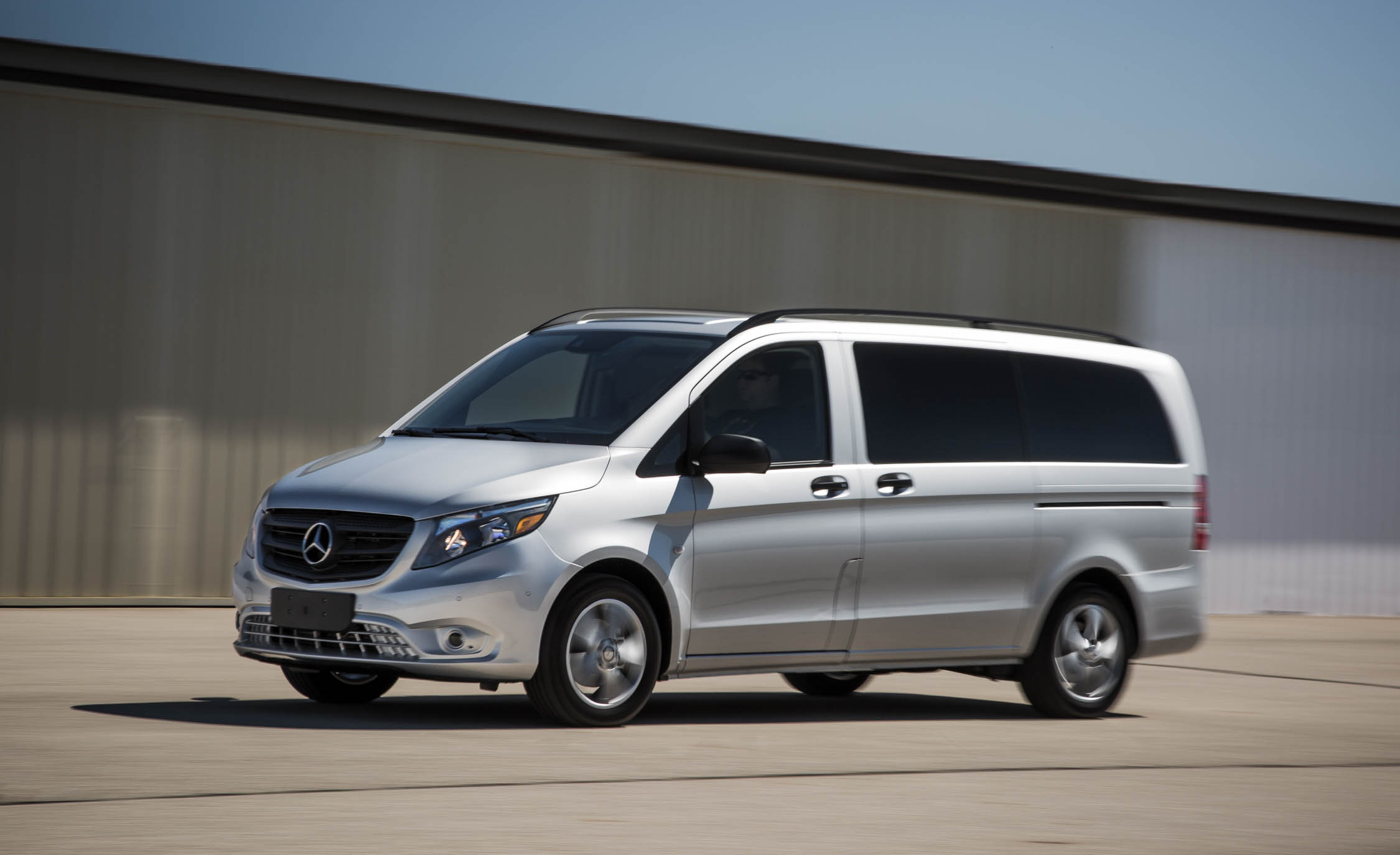 2016 Mercedes Benz Metris (Photo 11 of 30)