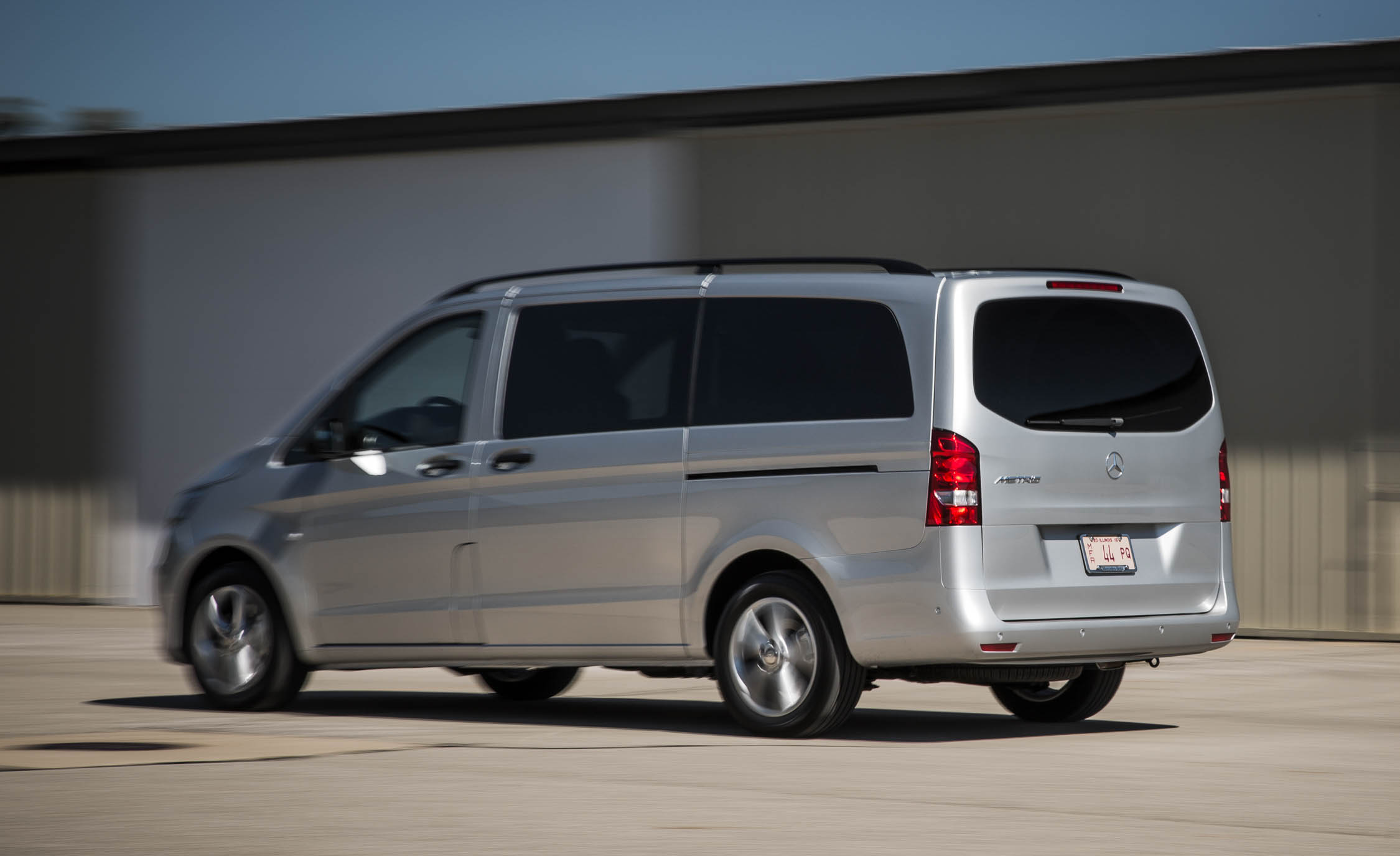 2016 Mercedes Benz Metris (View 12 of 30)