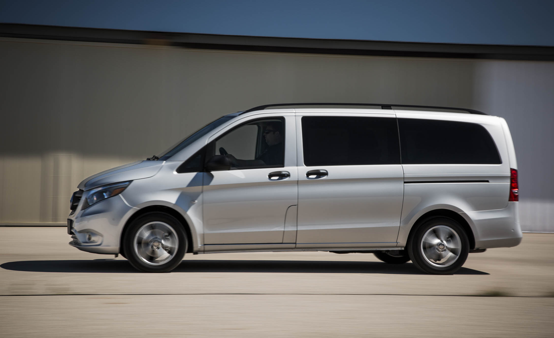2016 Mercedes Benz Metris (Photo 13 of 30)