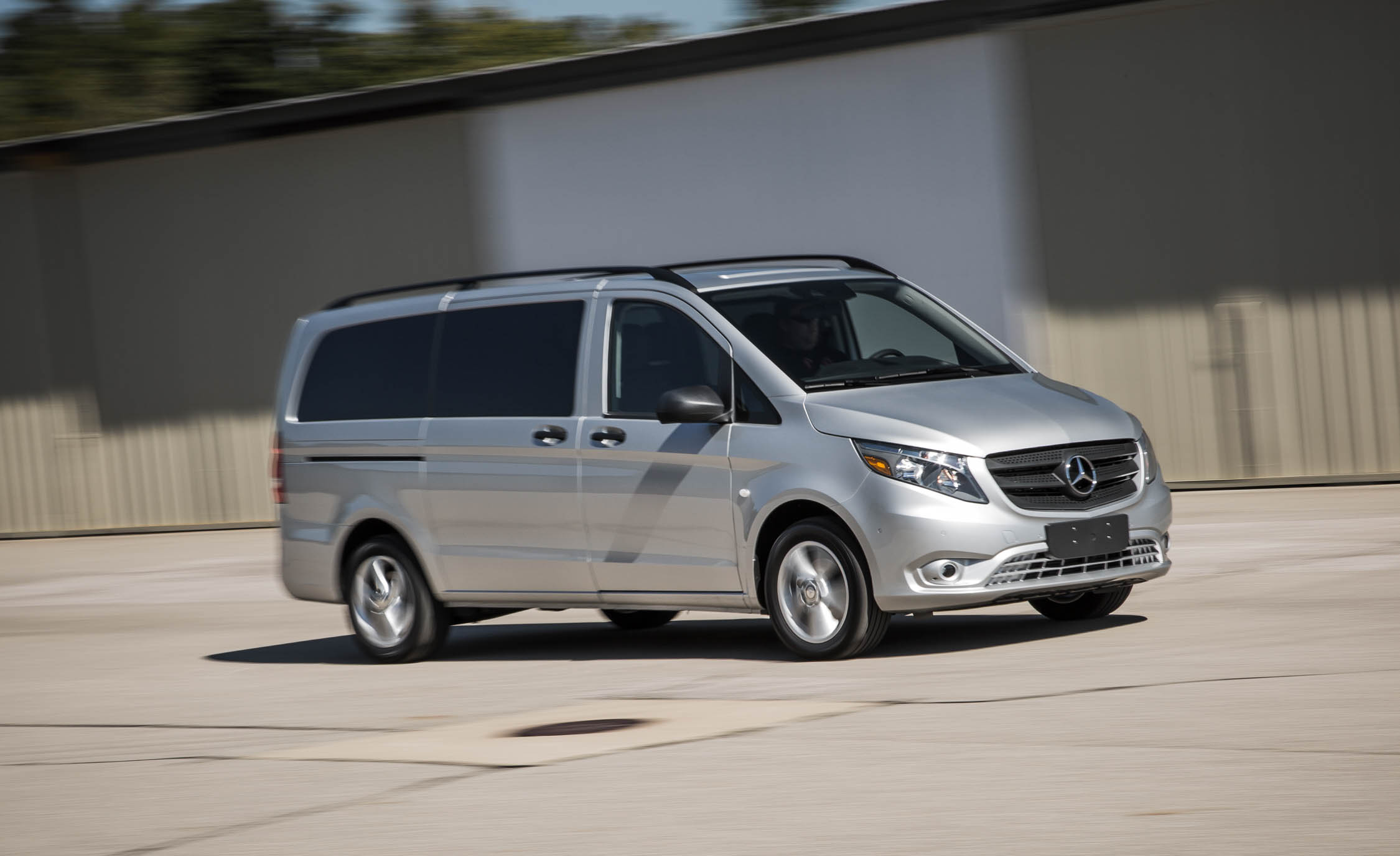 2016 Mercedes Benz Metris (Photo 14 of 30)