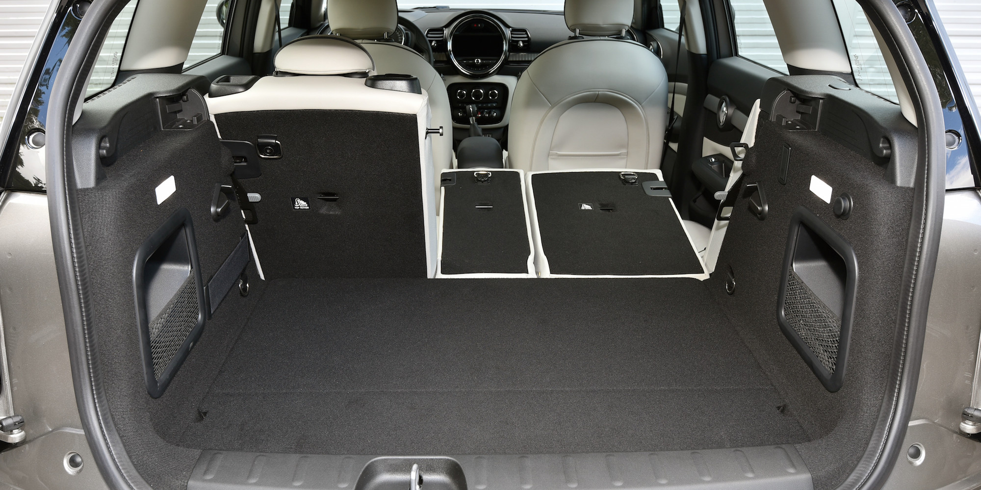 2016 Mini Cooper S Clubman Cargo Space (Photo 3 of 17)