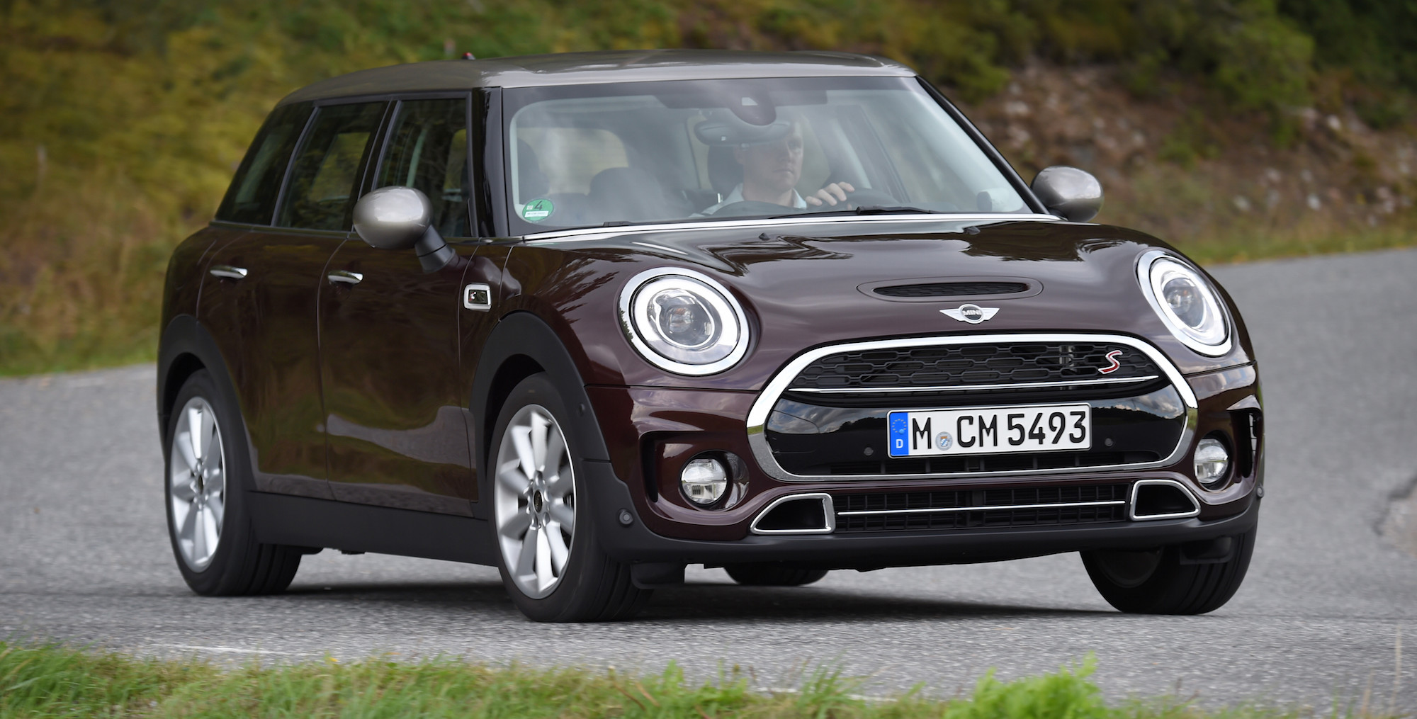 2016 Mini Cooper S Clubman Exterior (Photo 7 of 17)