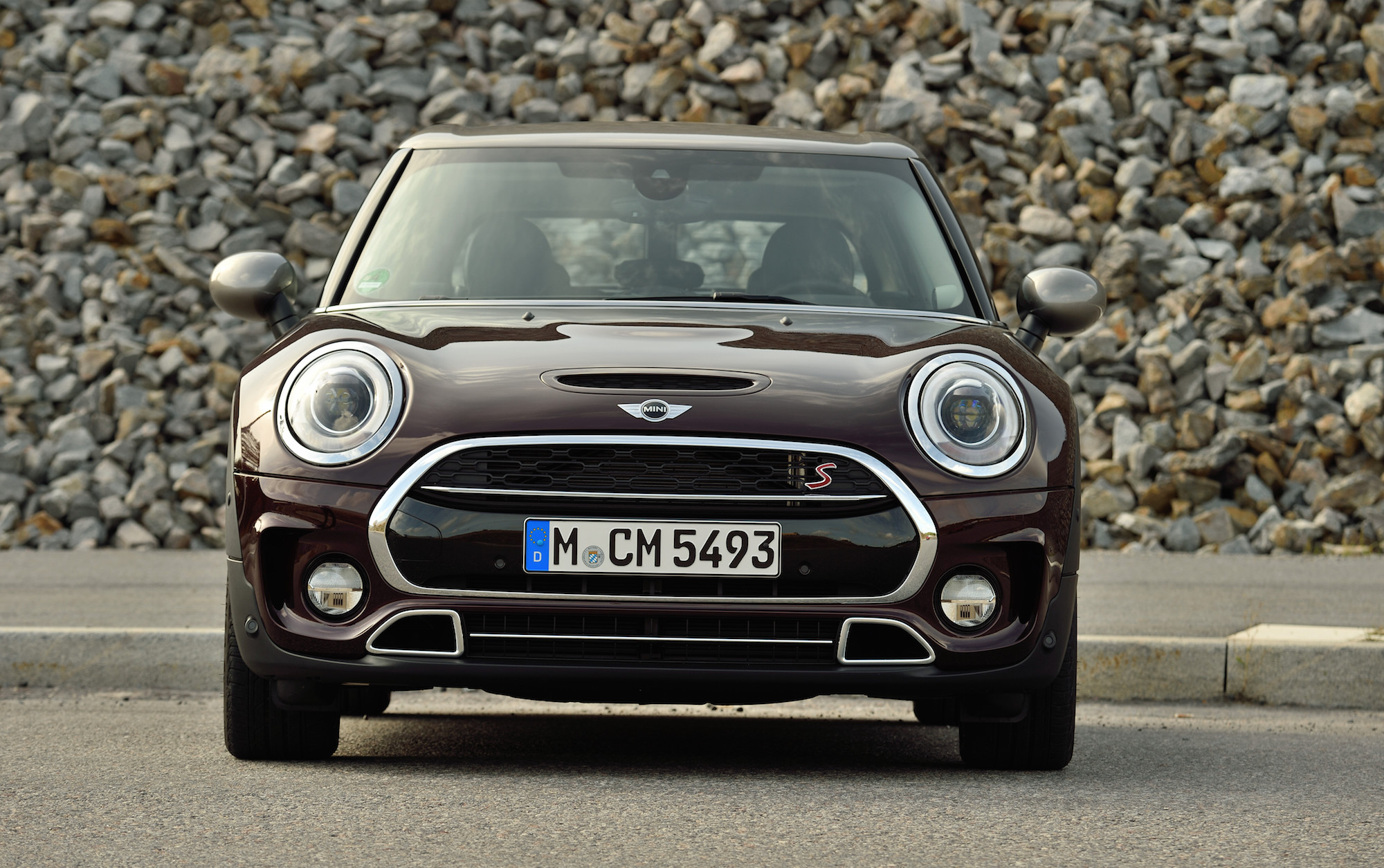 2016 Mini Cooper S Clubman Front End (View 14 of 17)