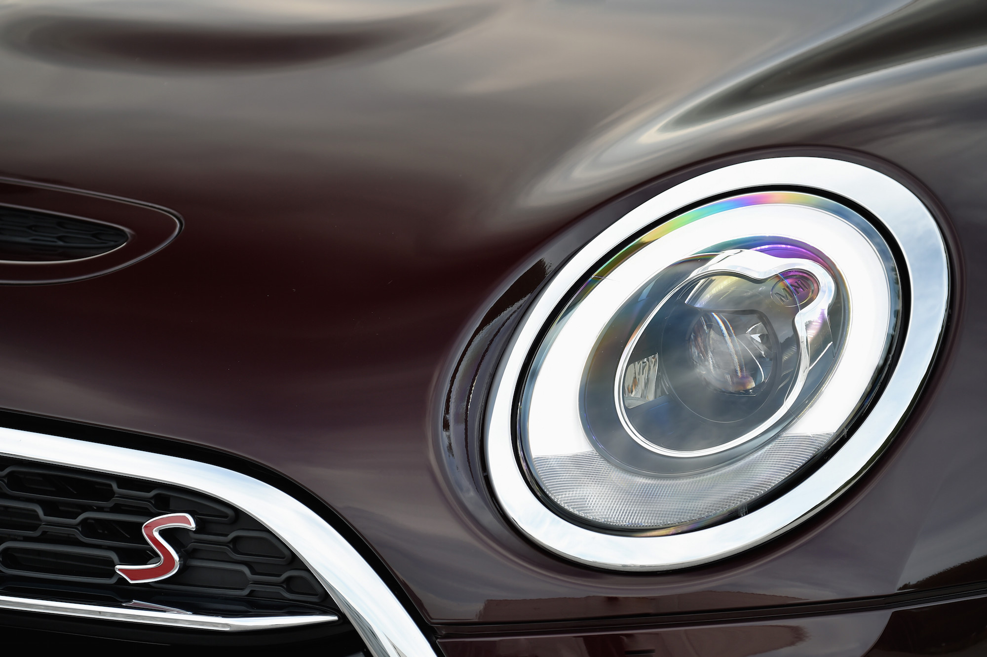 2016 Mini Cooper S Clubman Headlamp (View 16 of 17)