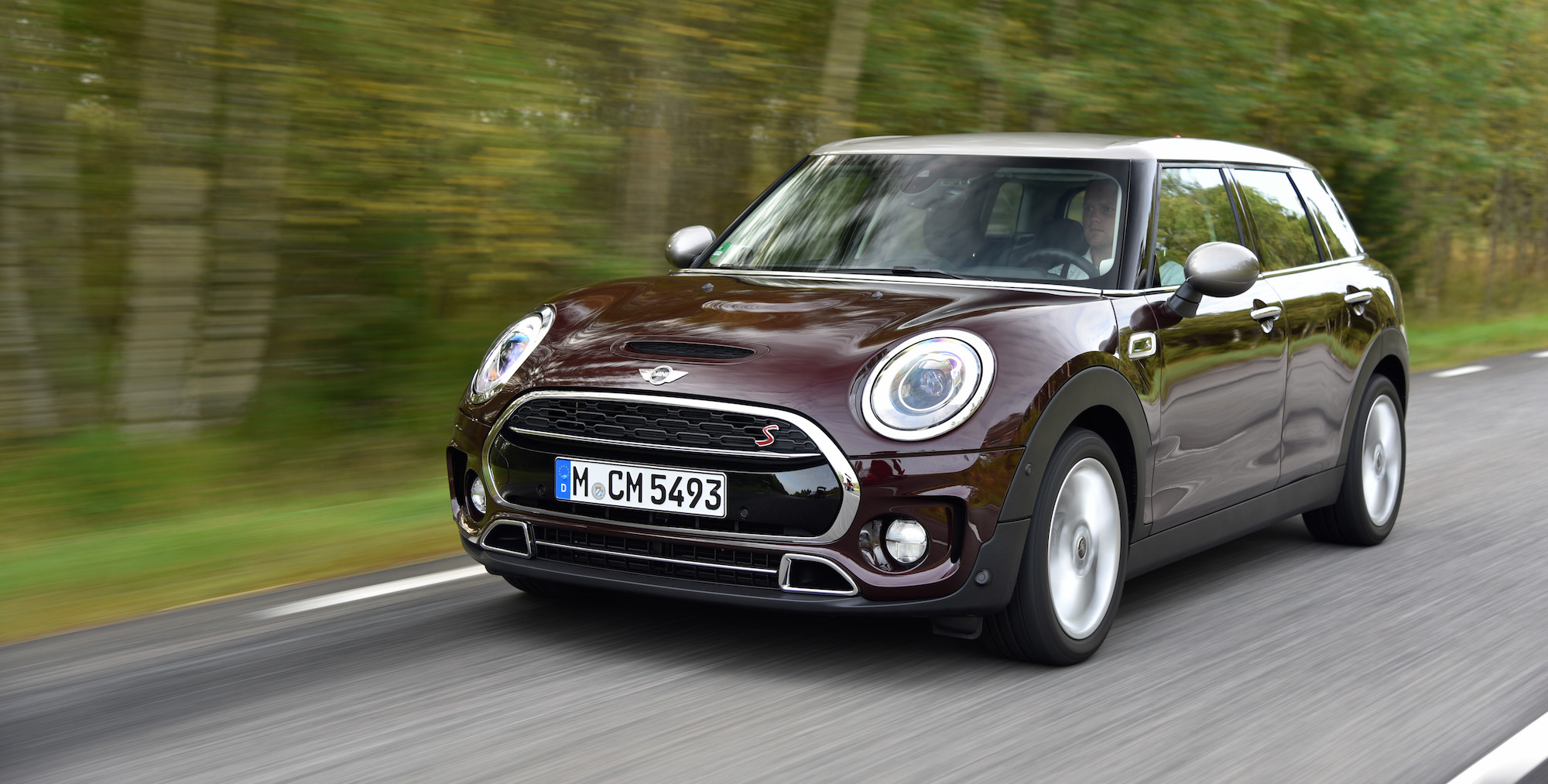Featured Image of 2016 MINI Cooper Clubman