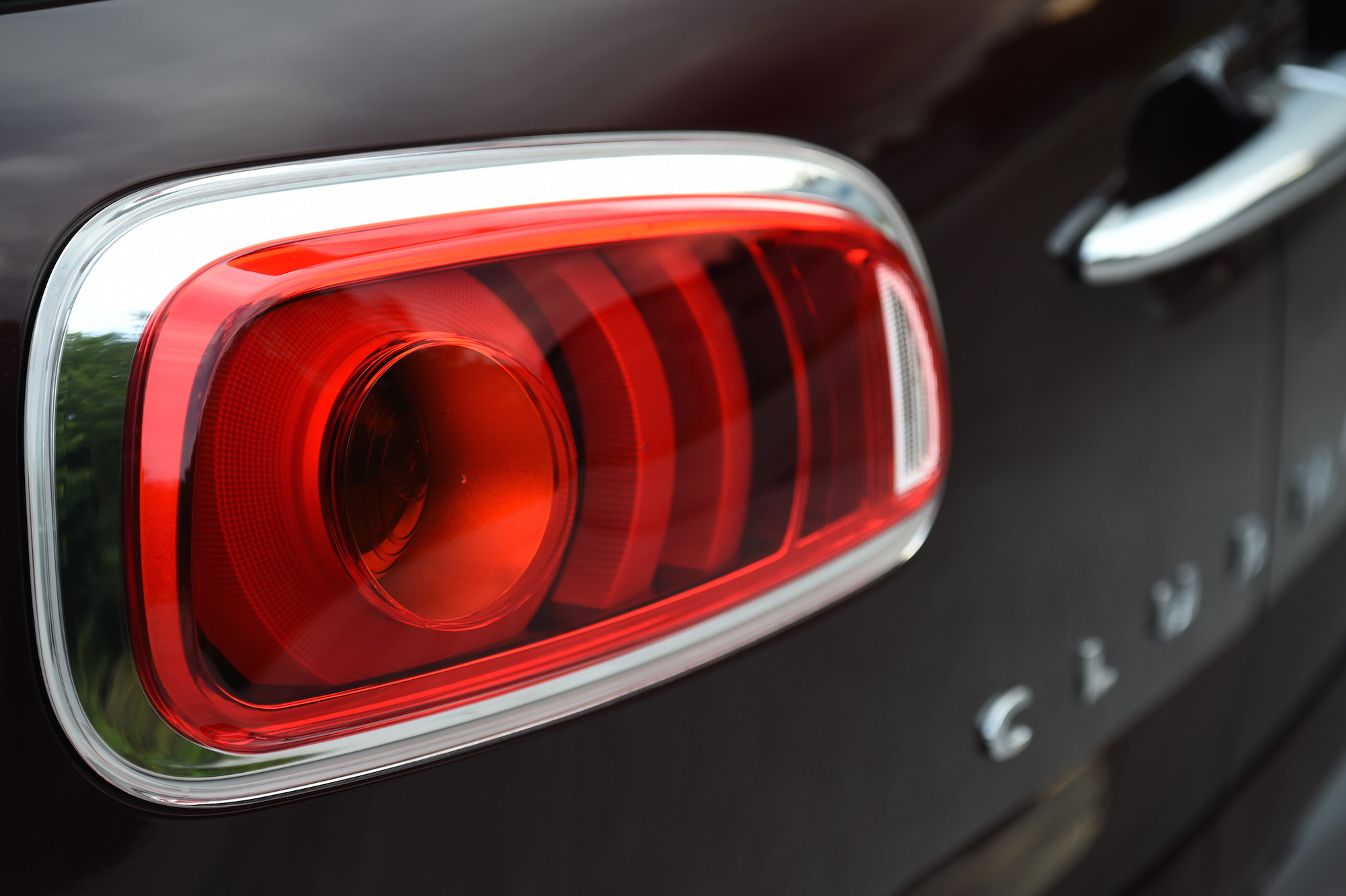 2016 Mini Cooper S Clubman Taillight (View 6 of 17)