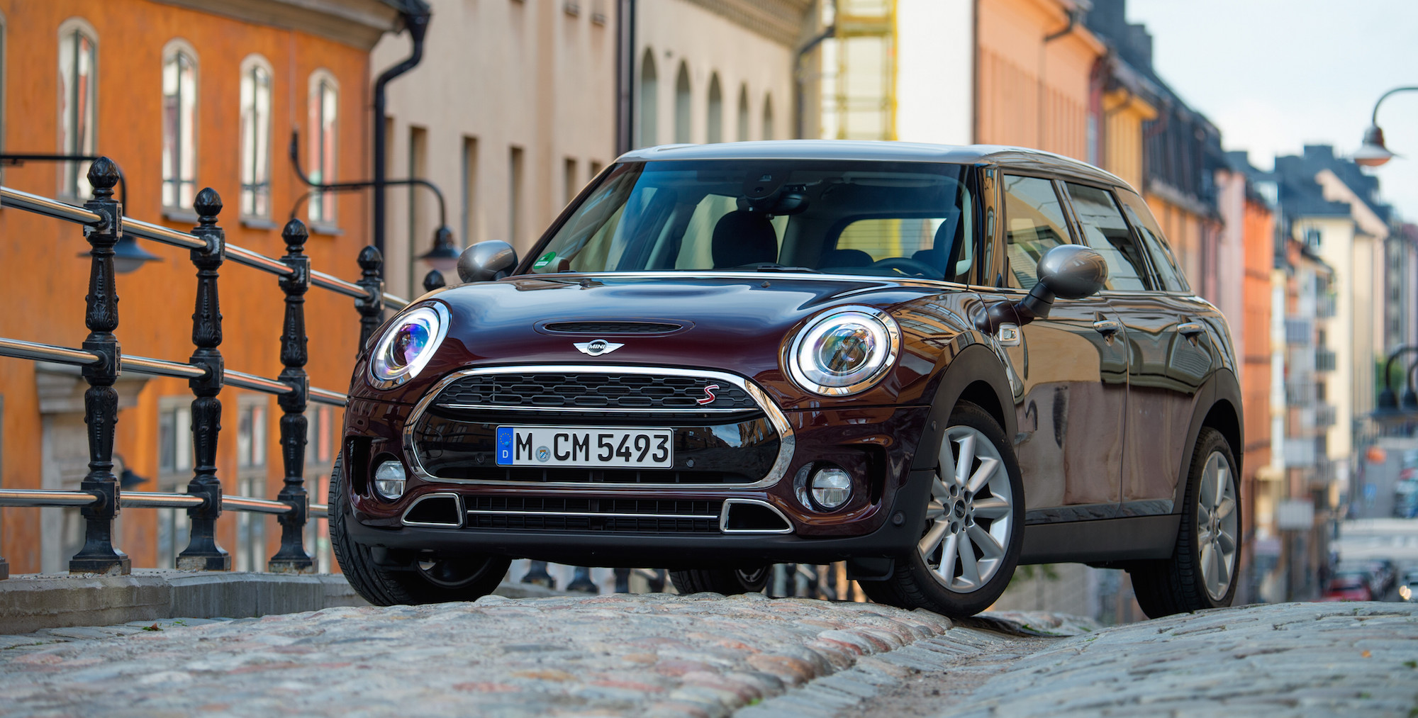 2016 Mini Cooper S Clubman (View 8 of 17)