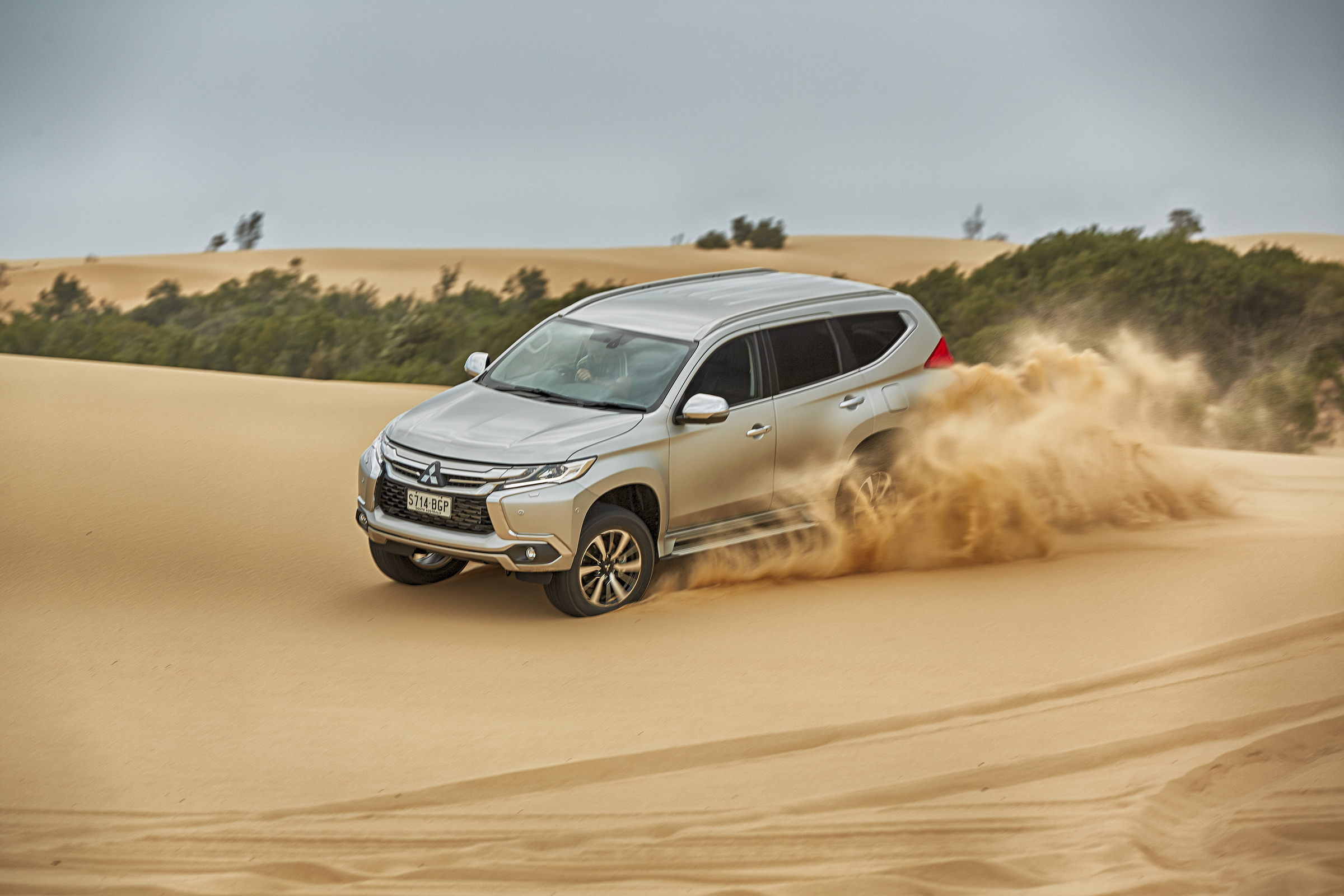2016 Mitsubishi Pajero Sport Performance Test (Photo 14 of 23)