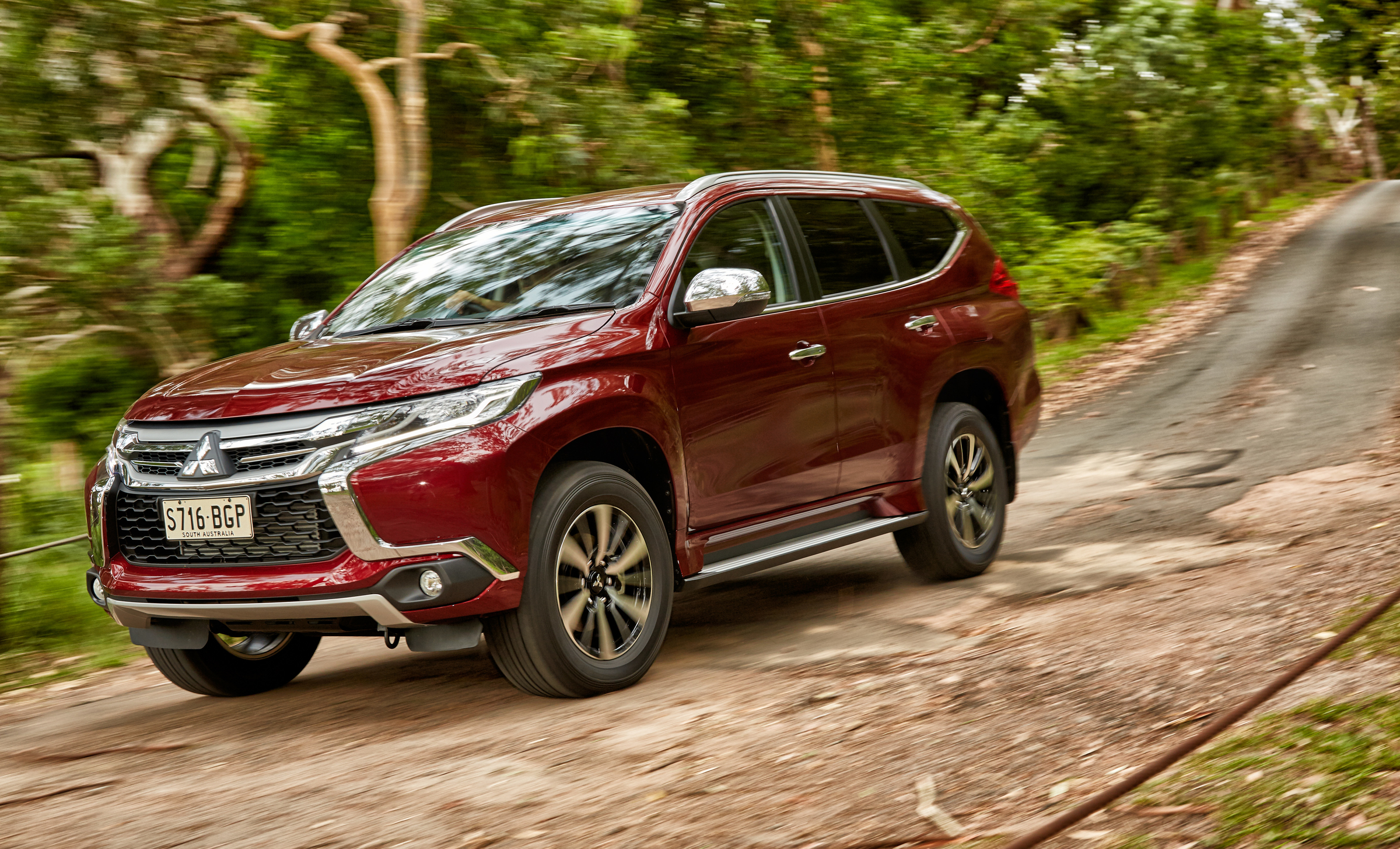 2016 Mitsubishi Pajero Sport Test Drive (Photo 22 of 23)