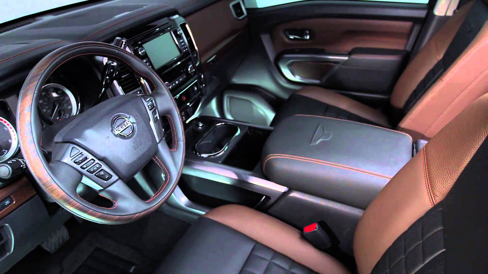 2016 Nissan Titan Interior Preview (View 7 of 10)