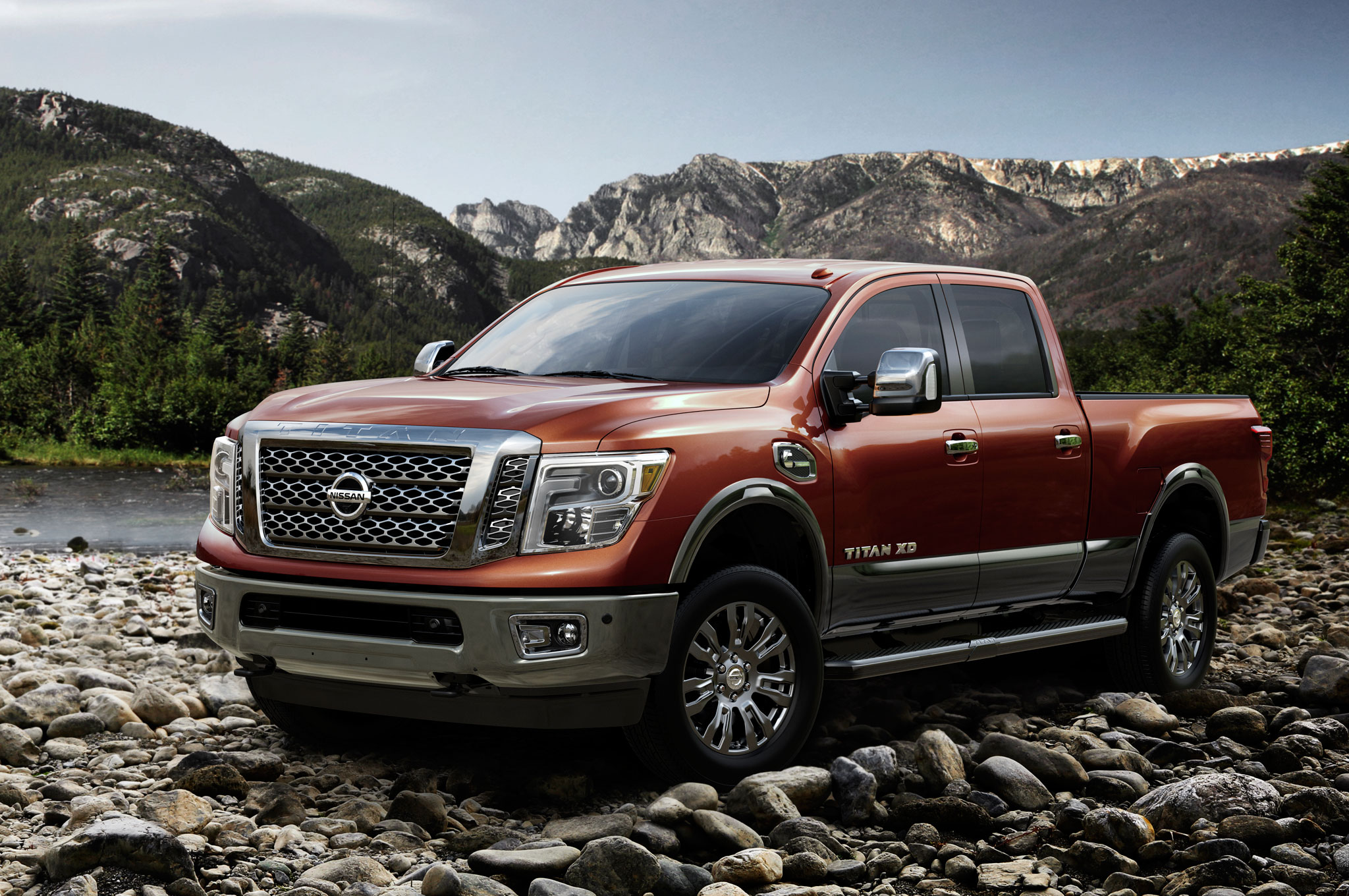Featured Image of 2016 Nissan Titan