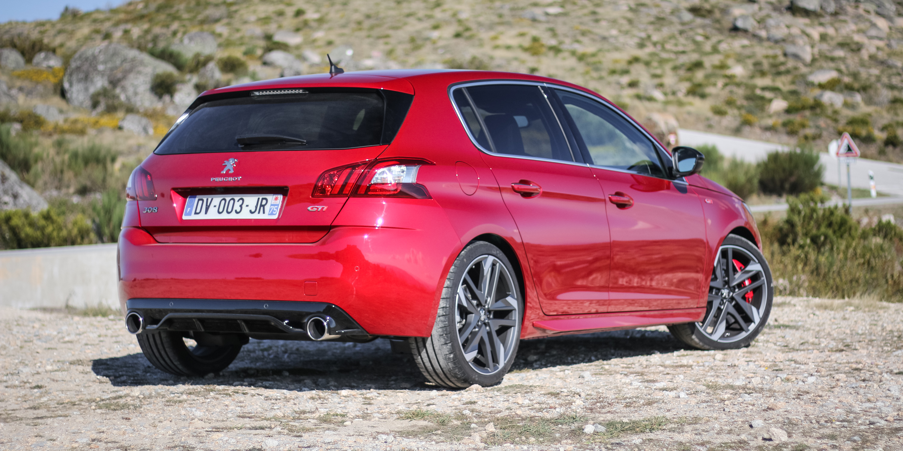 2016 Peugeot 308 Gti 270 Rear Side Body (View 7 of 15)