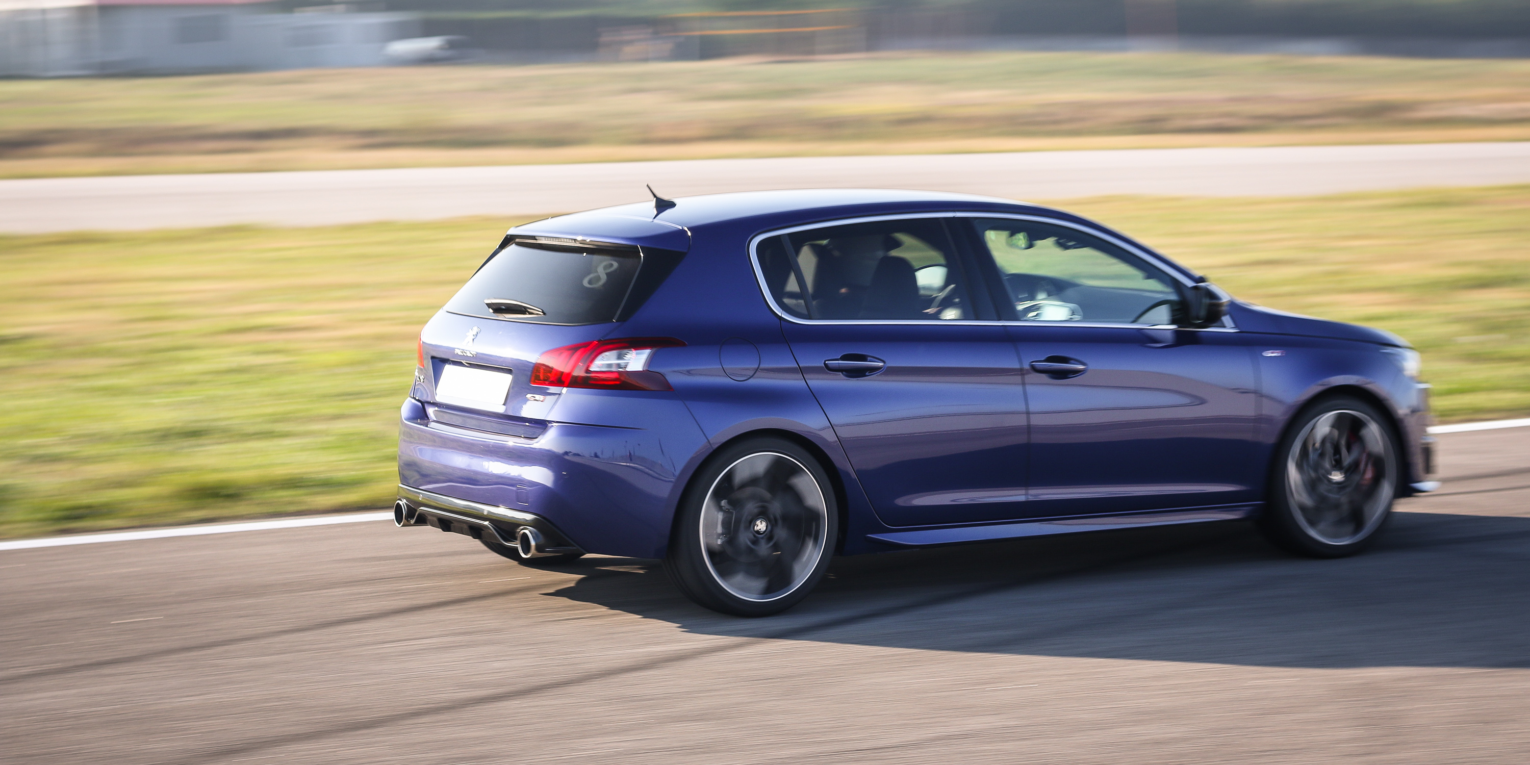 2016 Peugeot 308 Gti Blue (View 9 of 15)