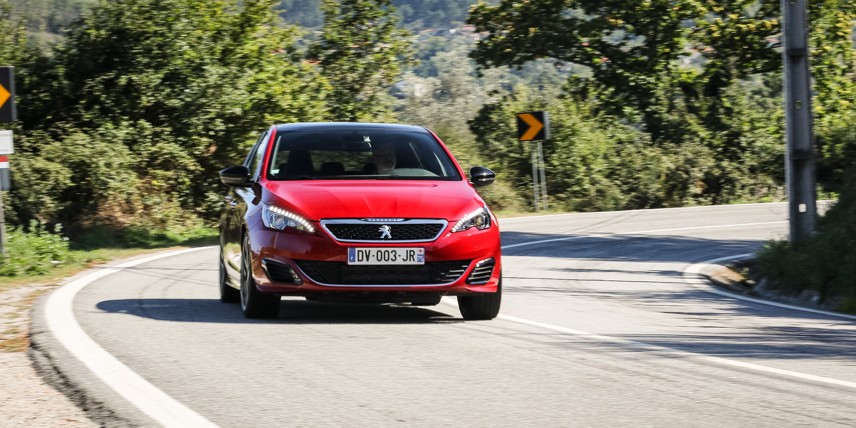 2016 Peugeot 308 Gti Front View (Photo 6 of 15)