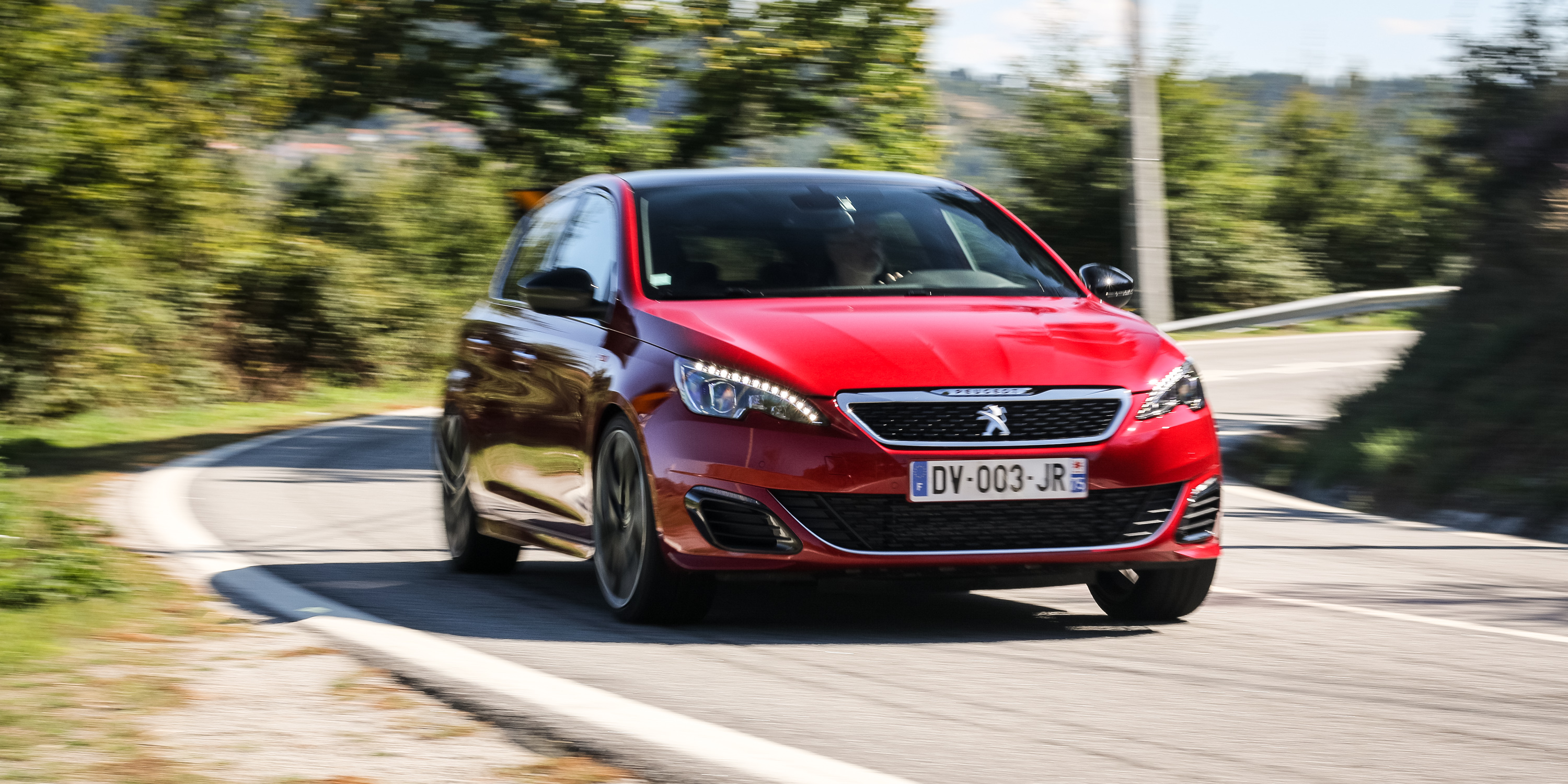2016 Peugeot 308 Gti Performance (Photo 9 of 15)