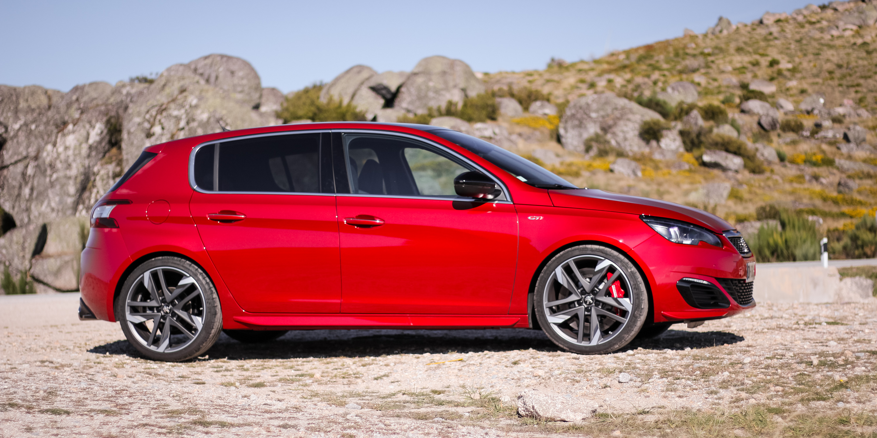 2016 Peugeot 308 Gti Side Exterior Preview (View 1 of 15)
