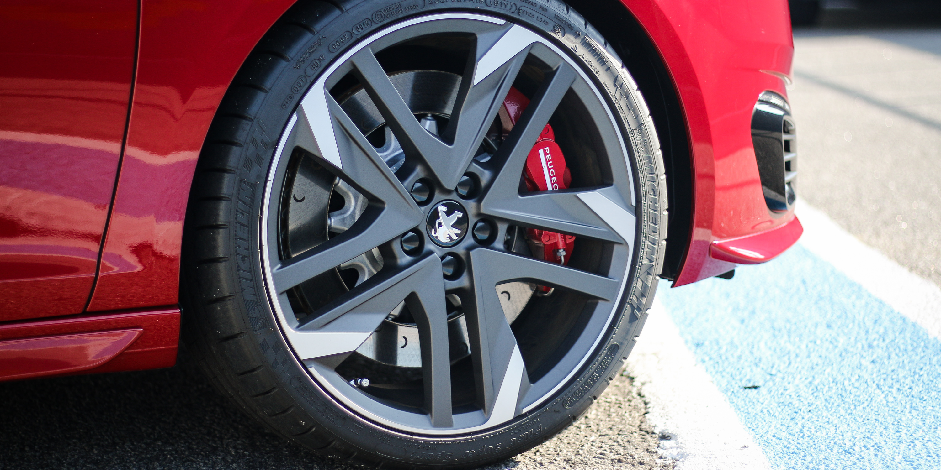 2016 Peugeot 308 Gti Wheel Trim (Photo 14 of 15)