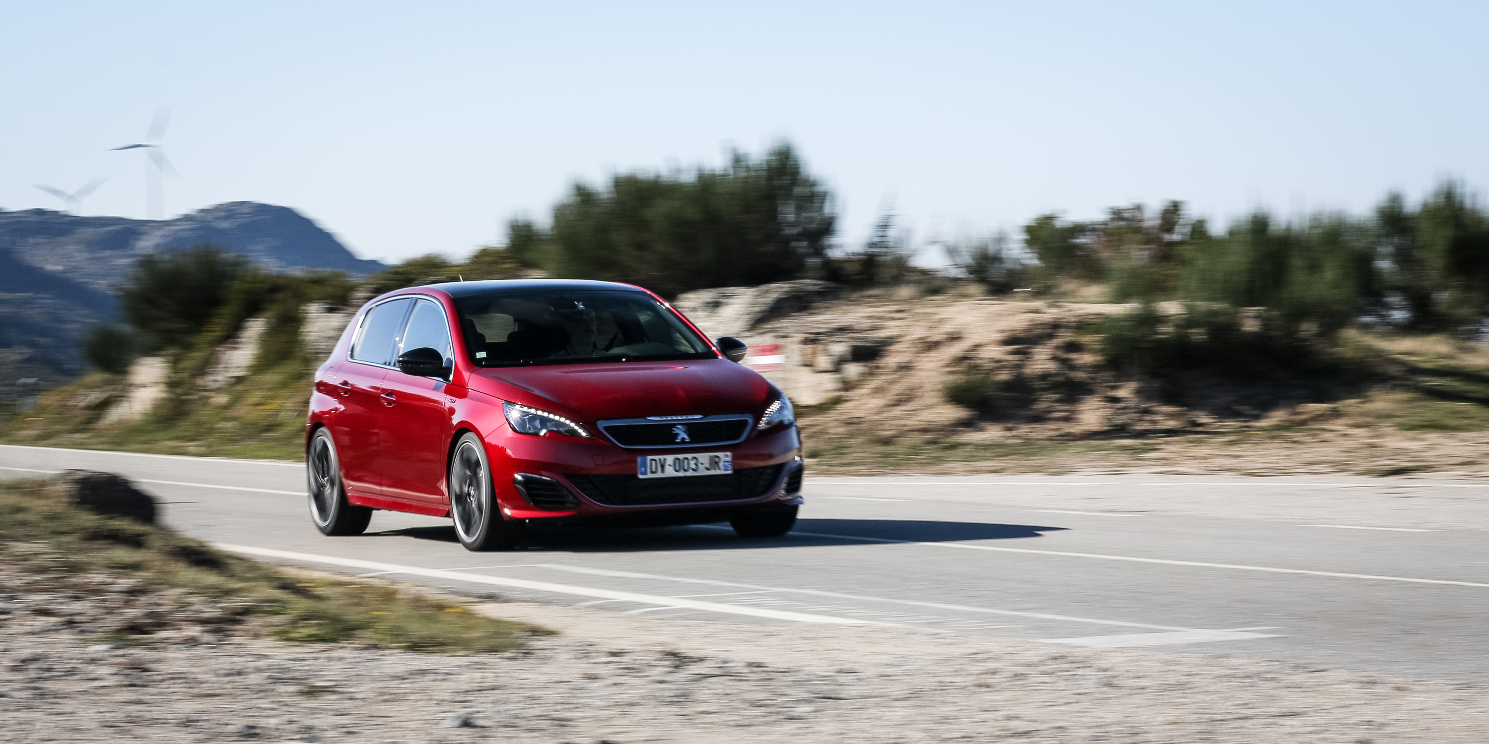 2016 Peugeot 308 Gti (View 6 of 15)
