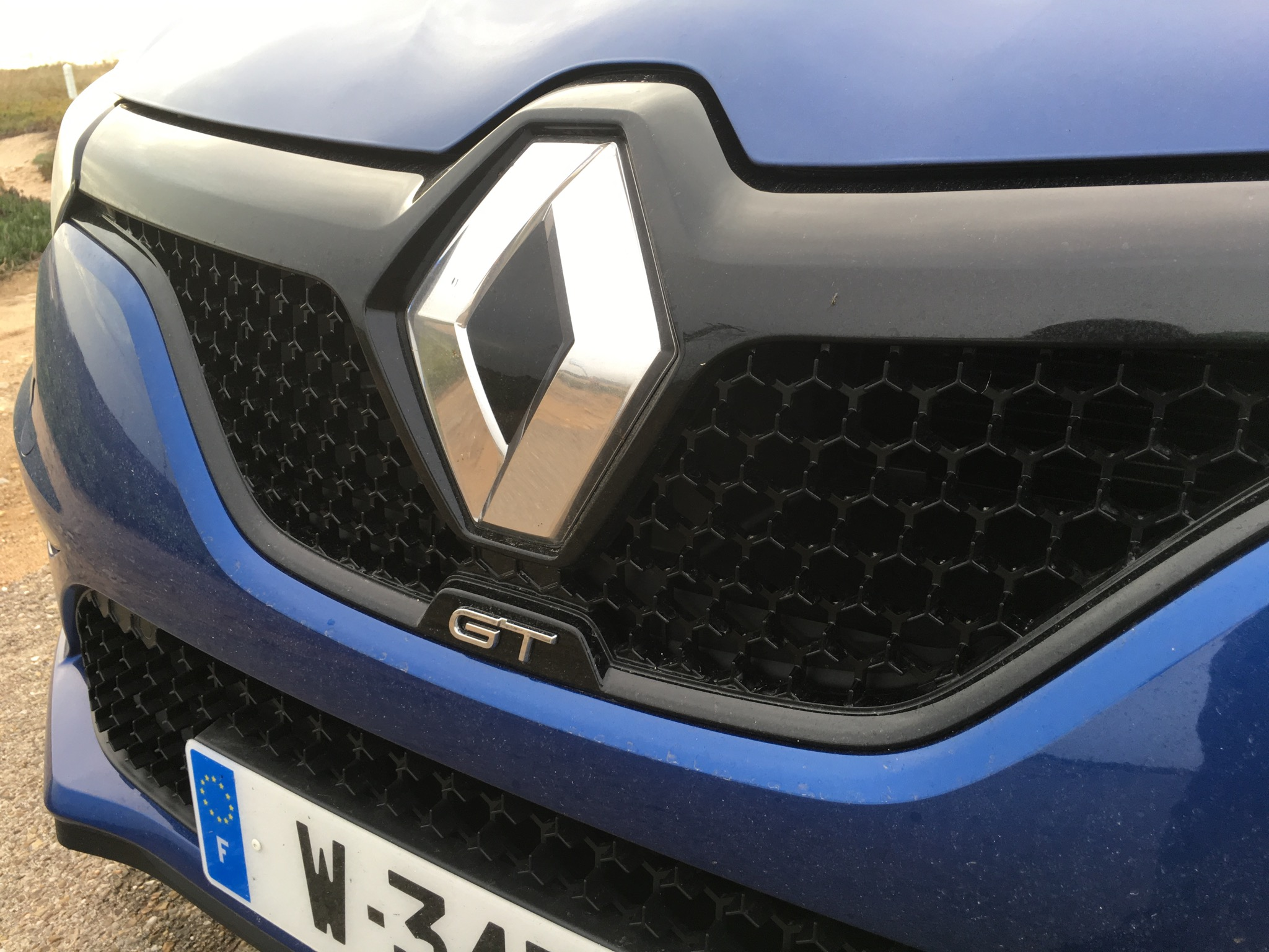 2016 Renault Megane Gt Grille (Photo 7 of 27)
