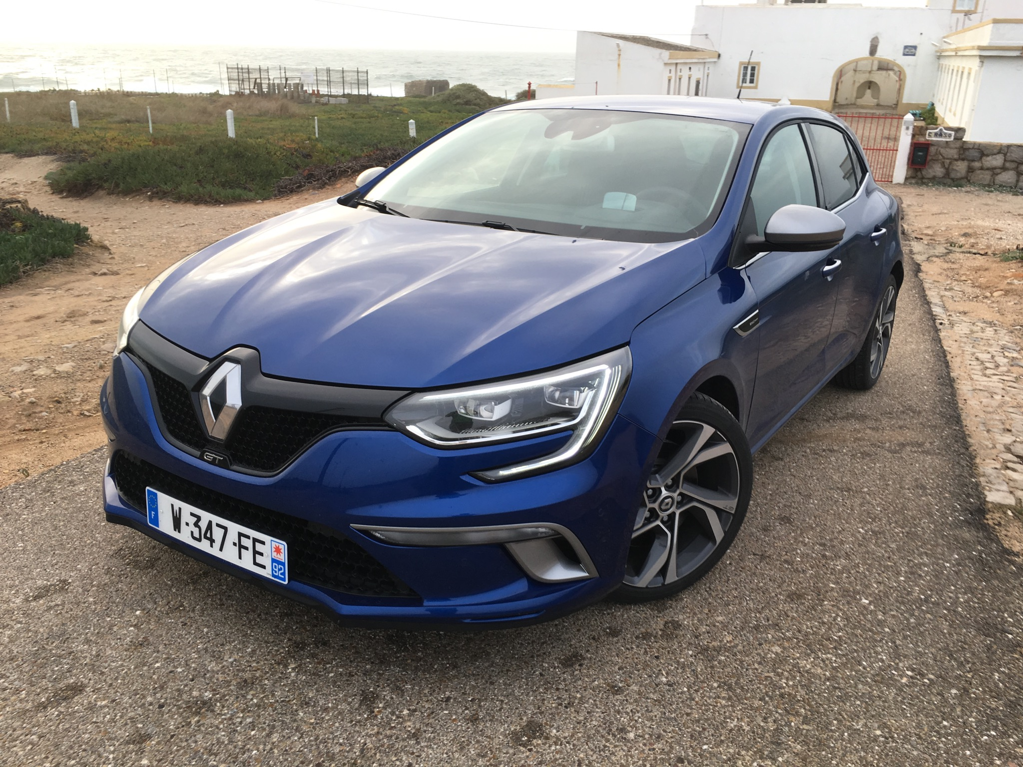 2016 Renault Megane Gt Hatchback (Photo 8 of 27)