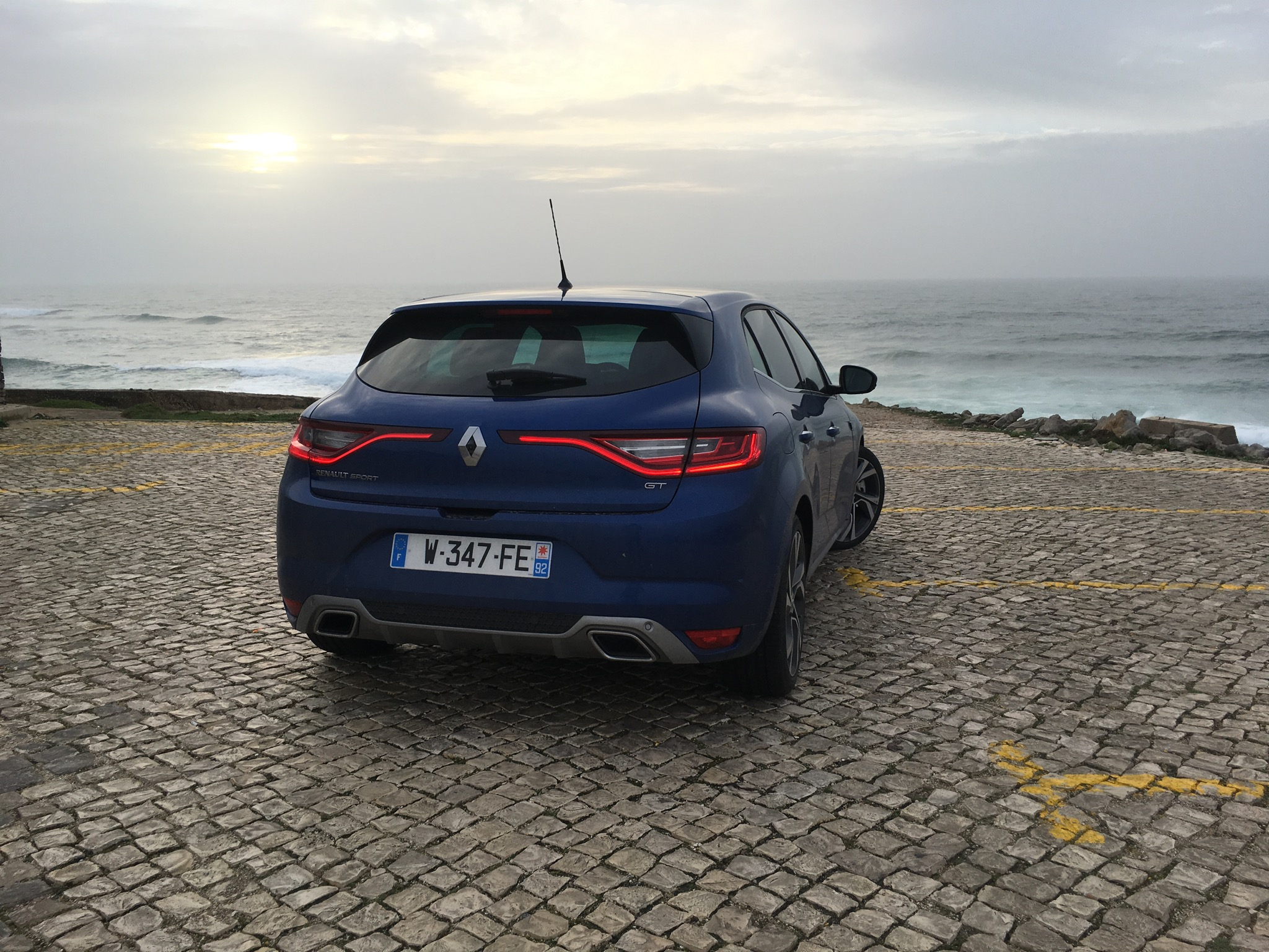 2016 Renault Megane Gt Rear Exterior (Photo 9 of 27)