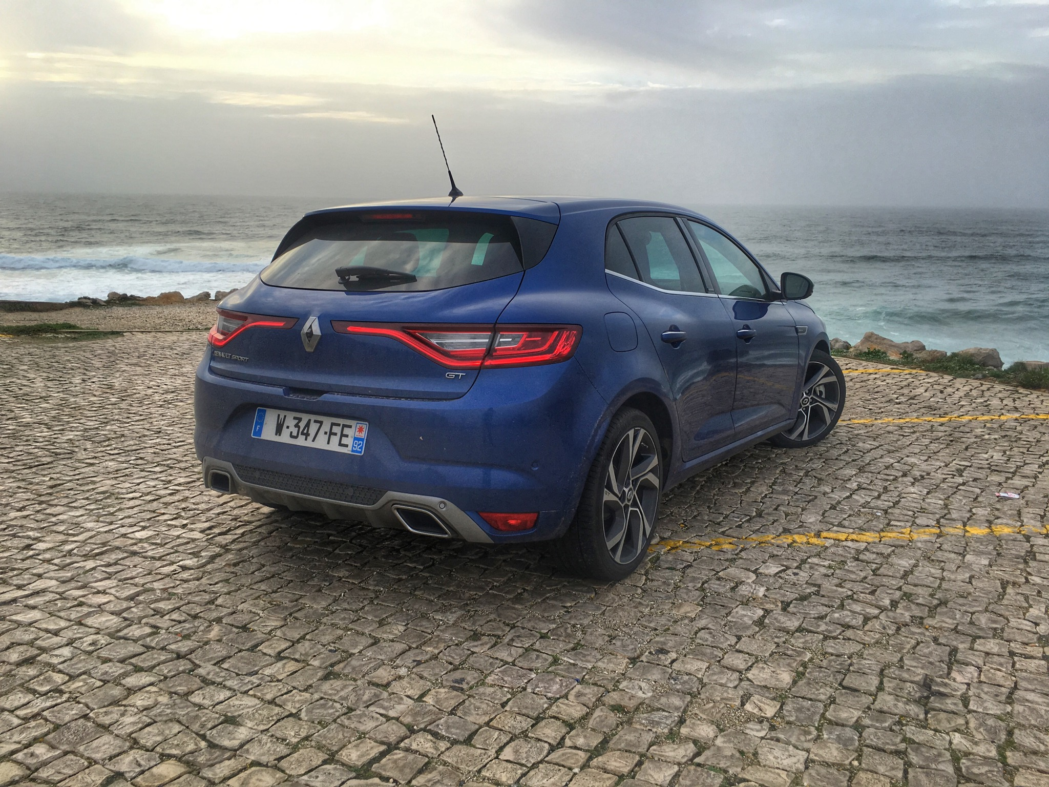 2016 Renault Megane Gt Rear Side View (View 26 of 27)